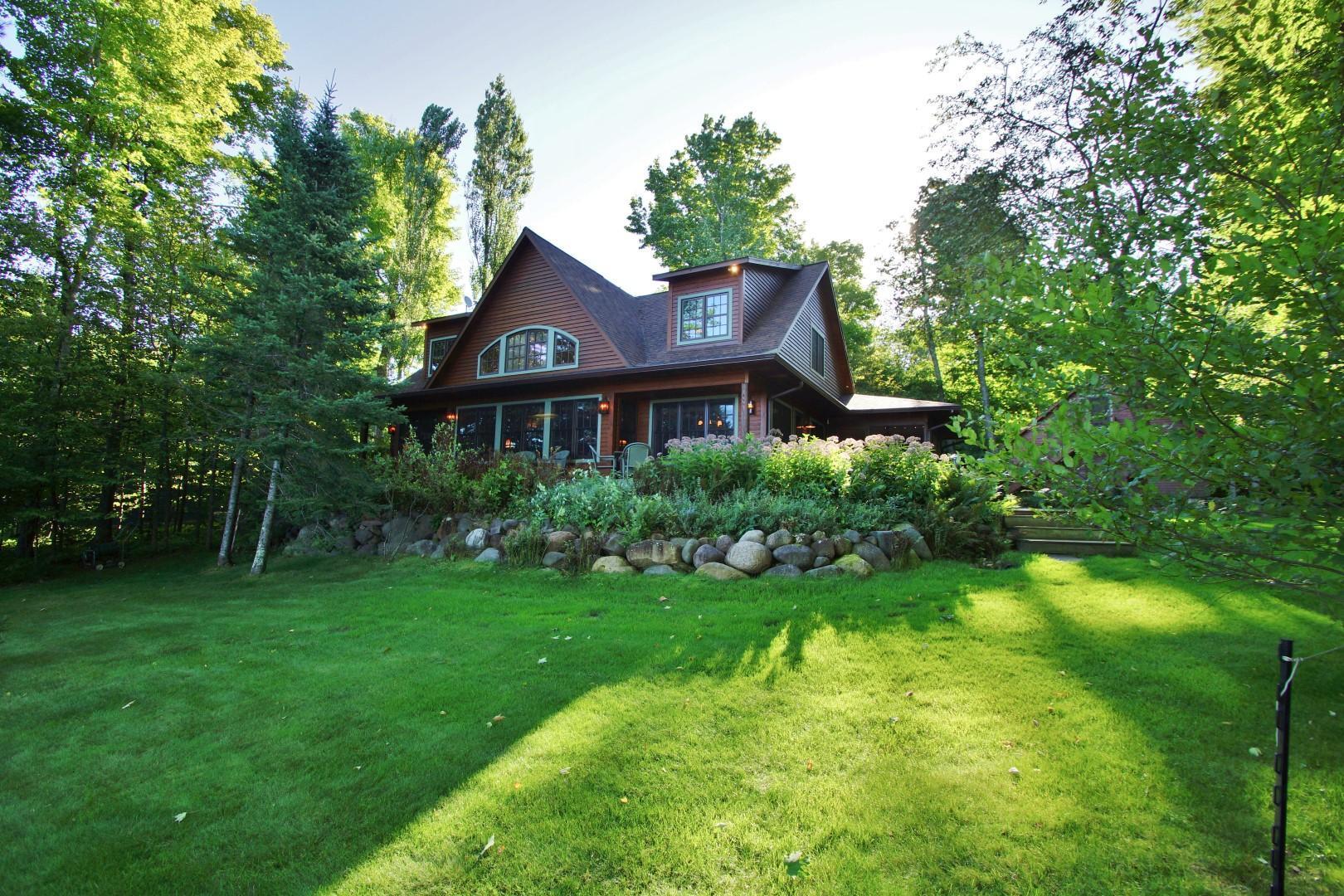 10627 N Peninsula Road Property Photo - Hayward, WI real estate listing