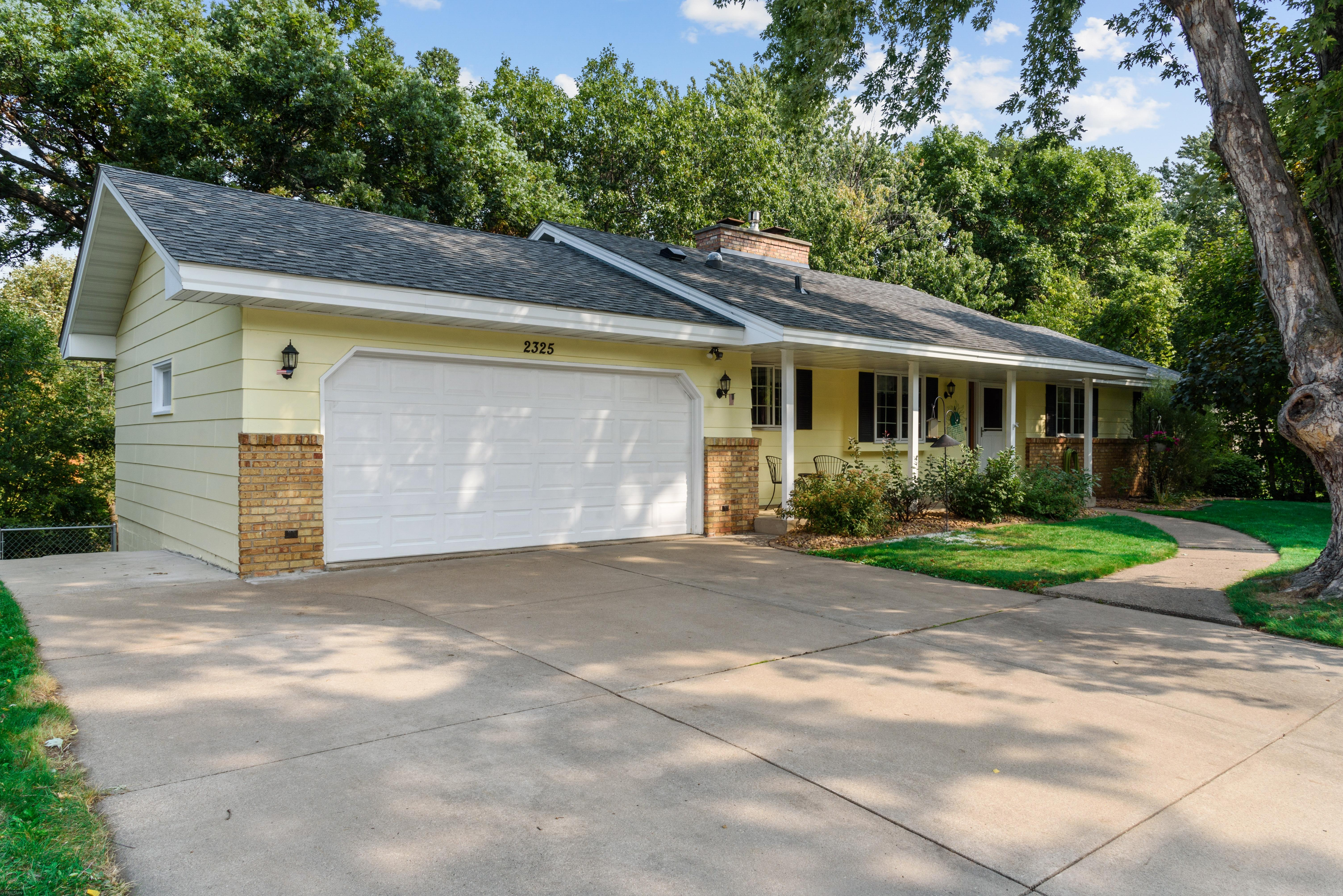 2325 Argonne Drive NE Property Photo - Columbia Heights, MN real estate listing