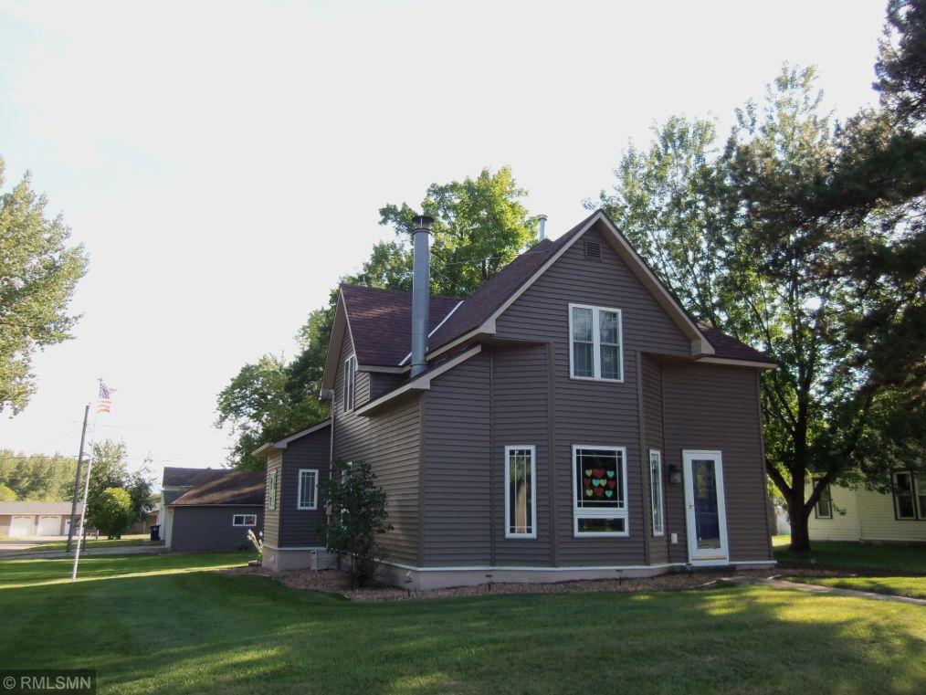 225 E Main Street Property Photo - Cyrus, MN real estate listing