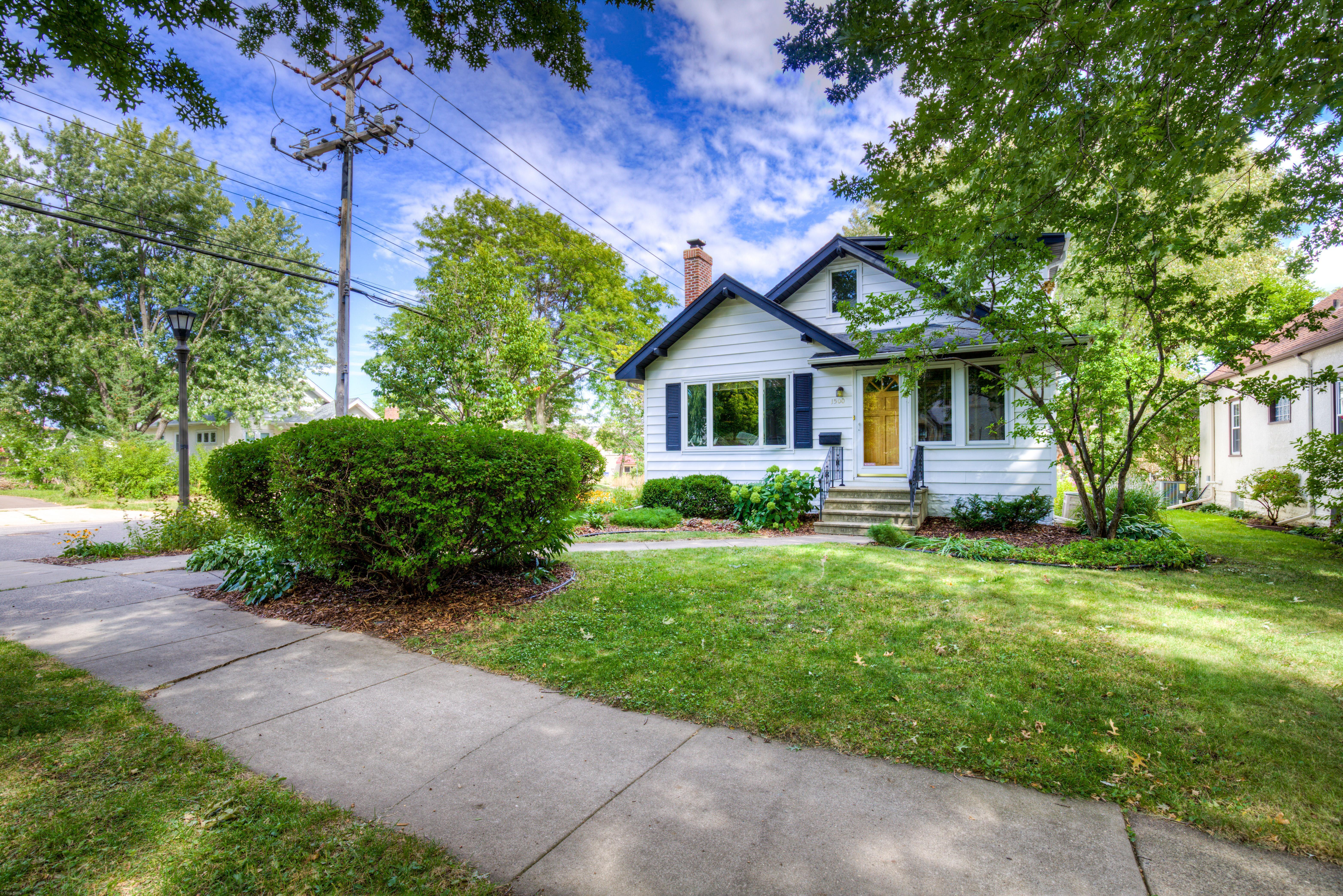 1500 Sheldon Street Property Photo - Saint Paul, MN real estate listing
