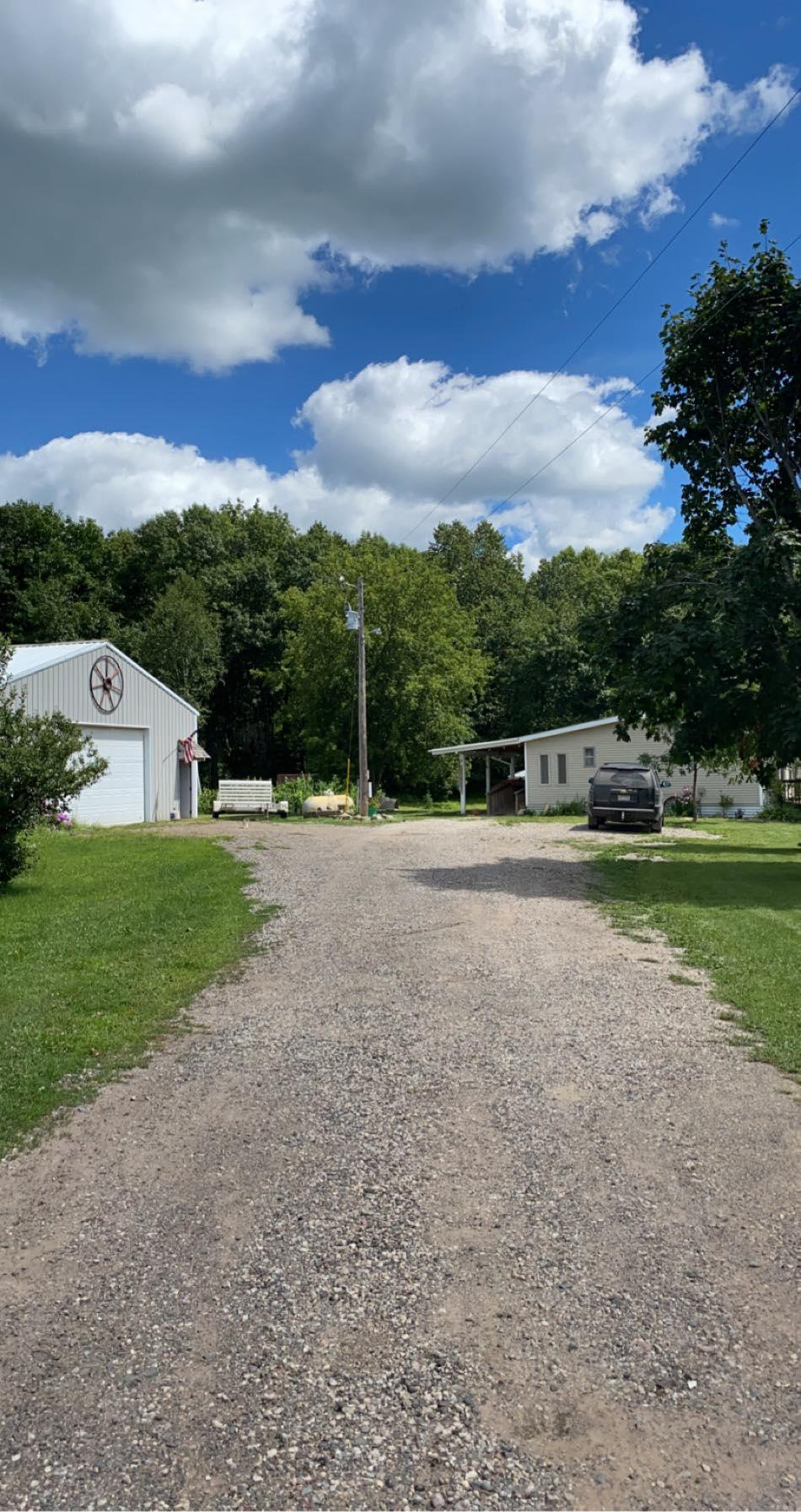 7876 Bluebell Road Property Photo - Braham, MN real estate listing