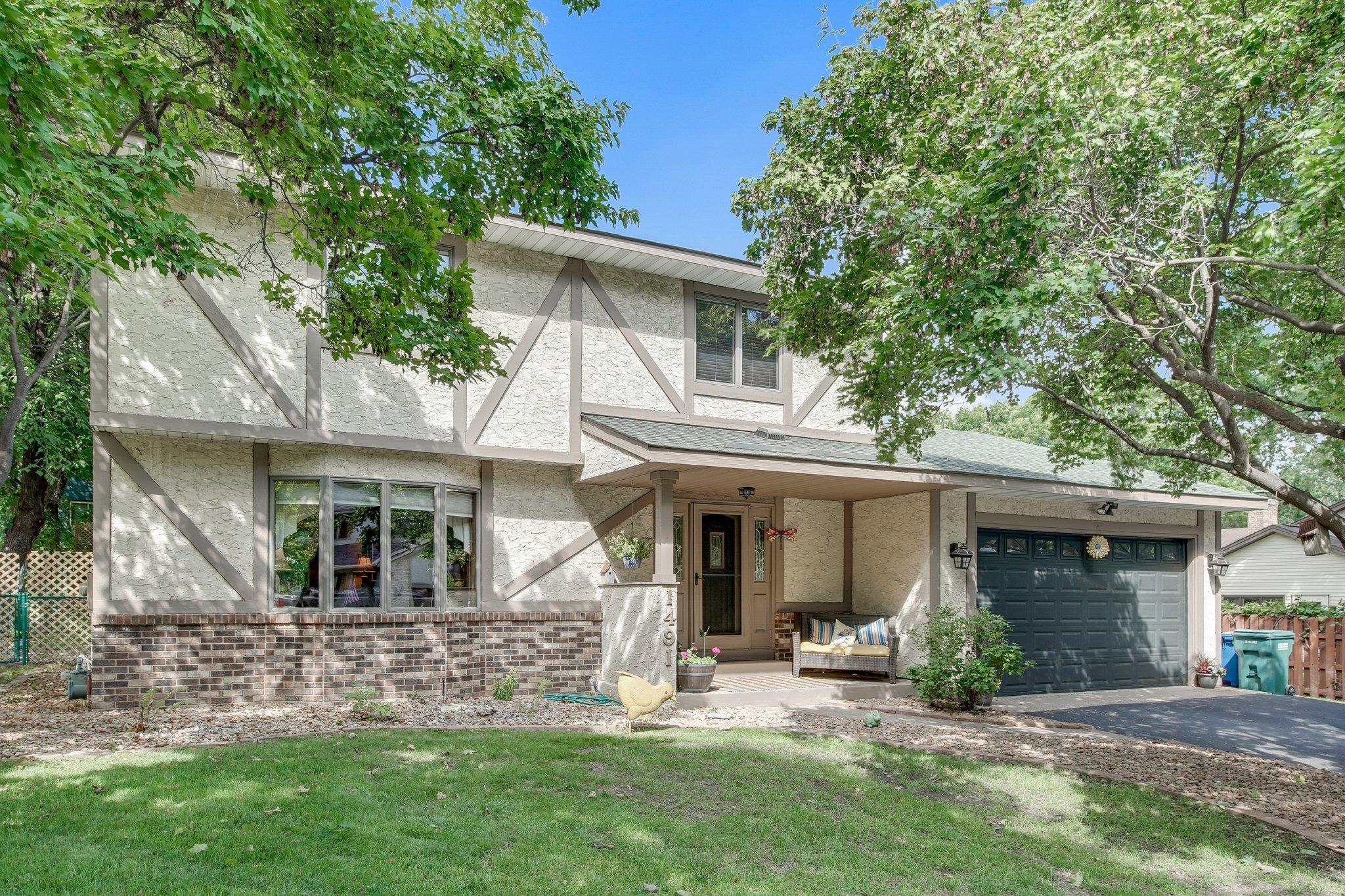 1491 Rice Creek Drive NE Property Photo - Fridley, MN real estate listing