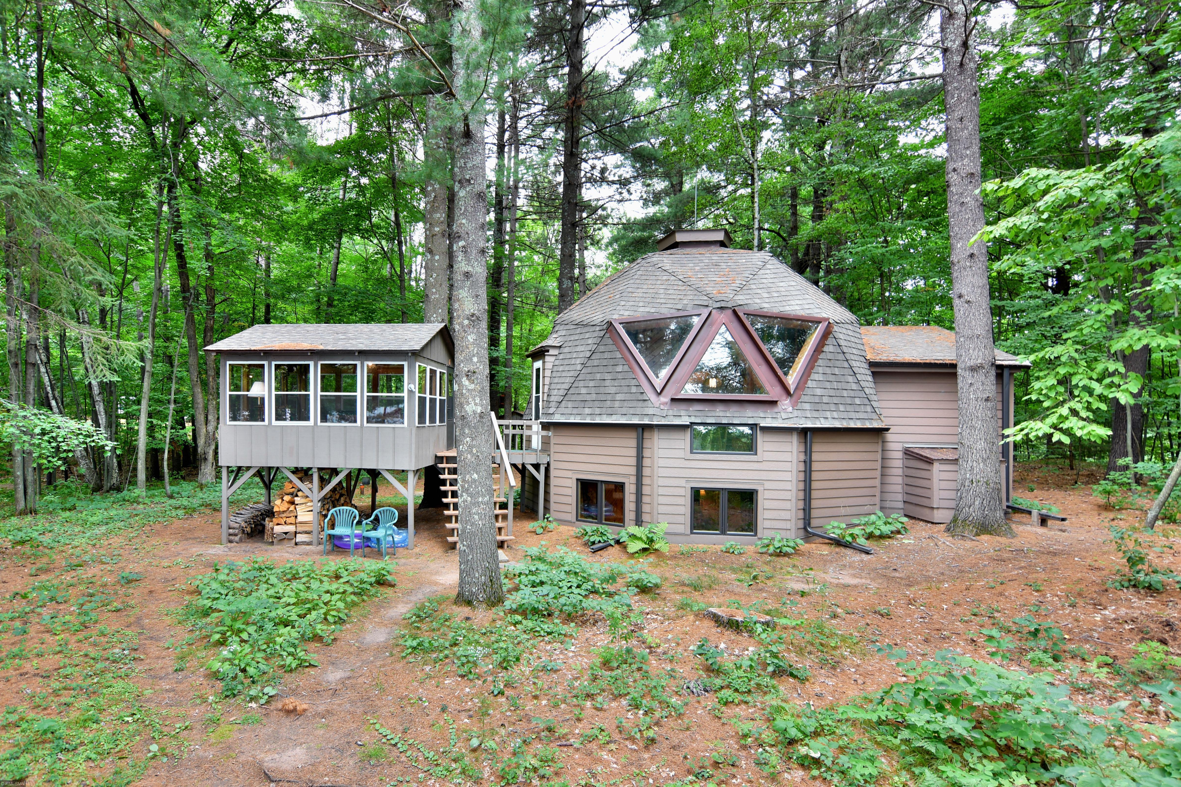 23349 Silver Lake Road Property Photo - Siren, WI real estate listing