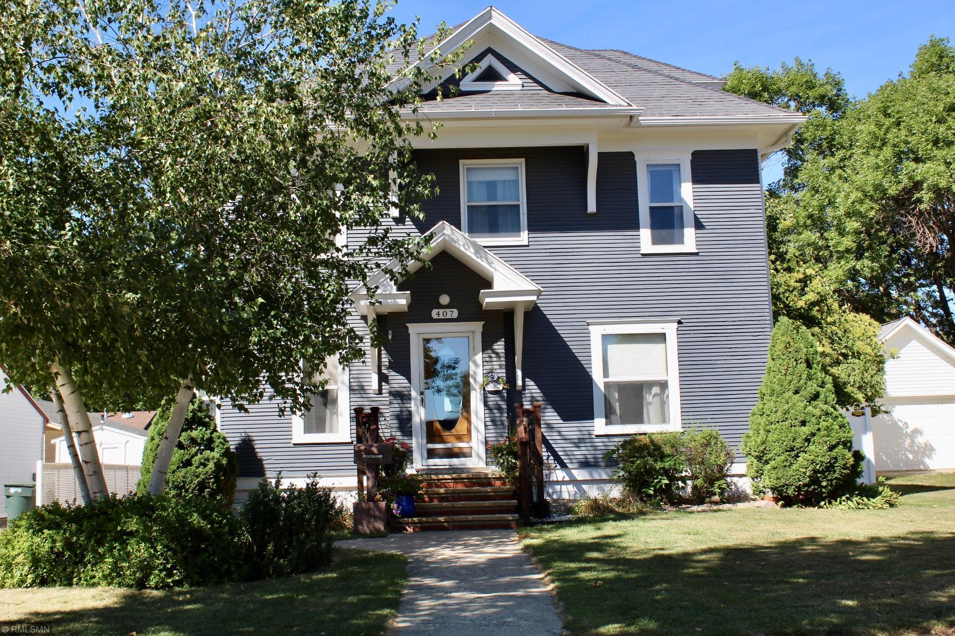 407 N Cedar Street Property Photo - Luverne, MN real estate listing