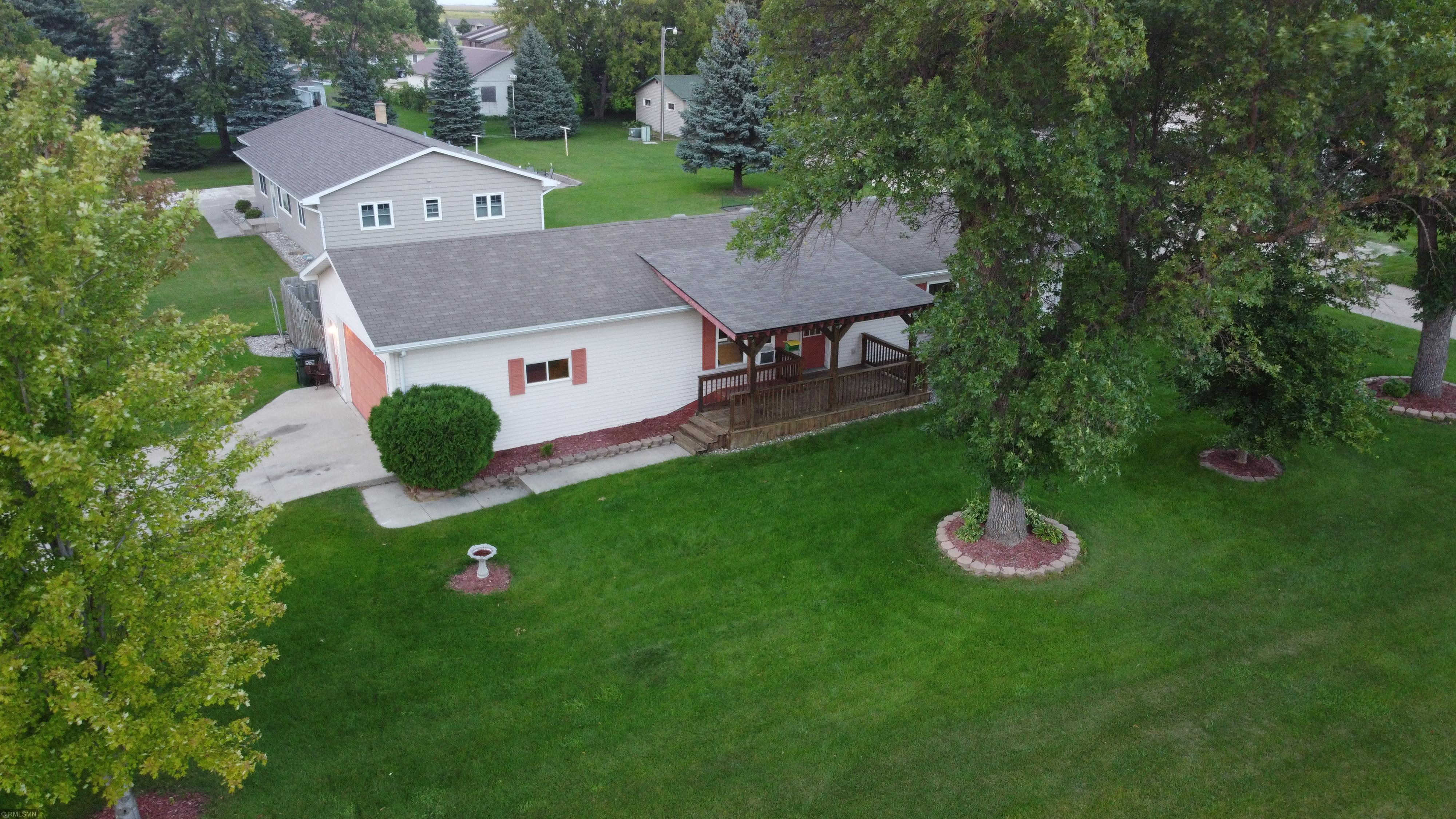 21 10th Avenue NE Property Photo - Elbow Lake, MN real estate listing
