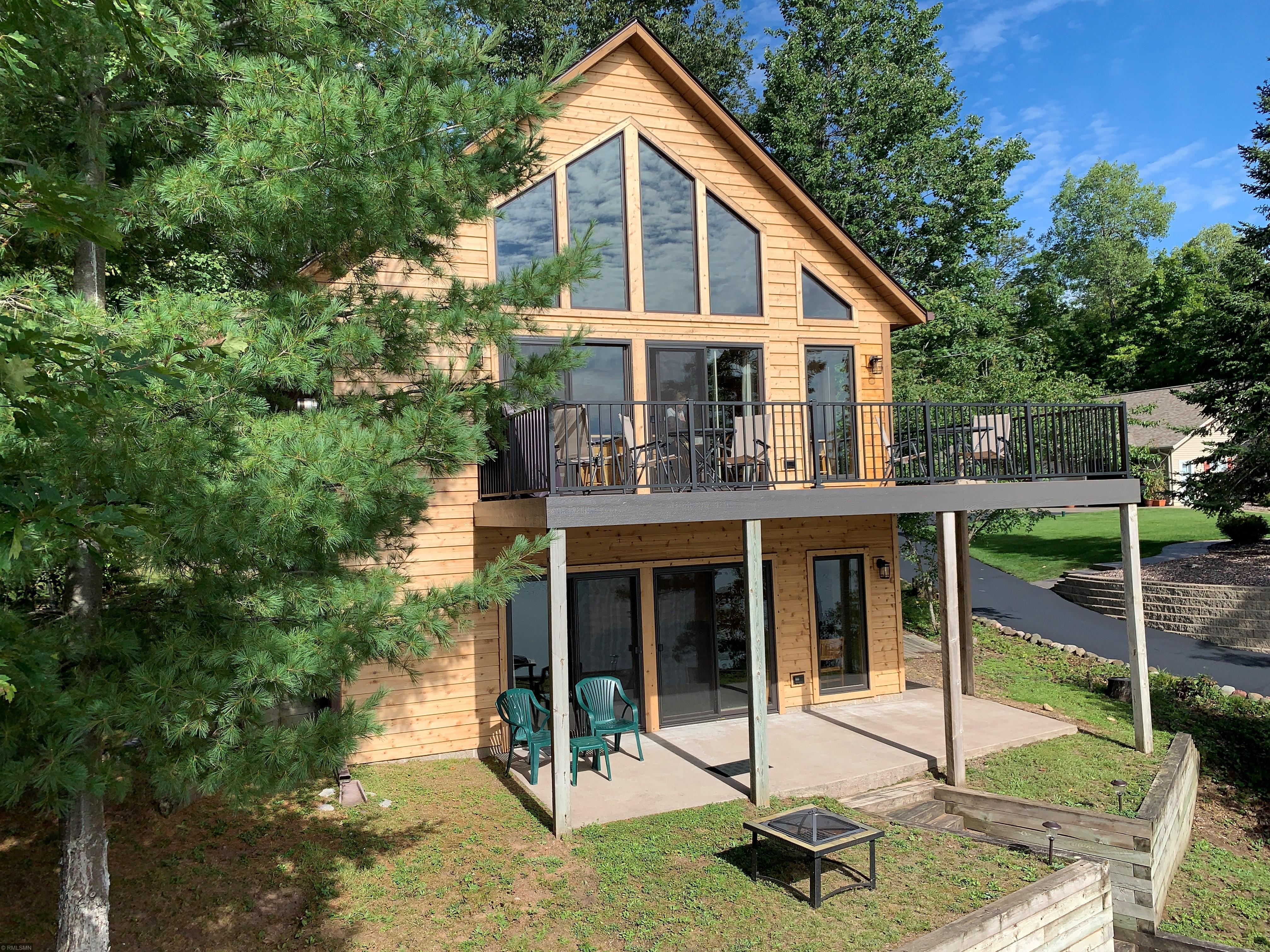 W 2033 County Hwy B Property Photo - Birchwood, WI real estate listing