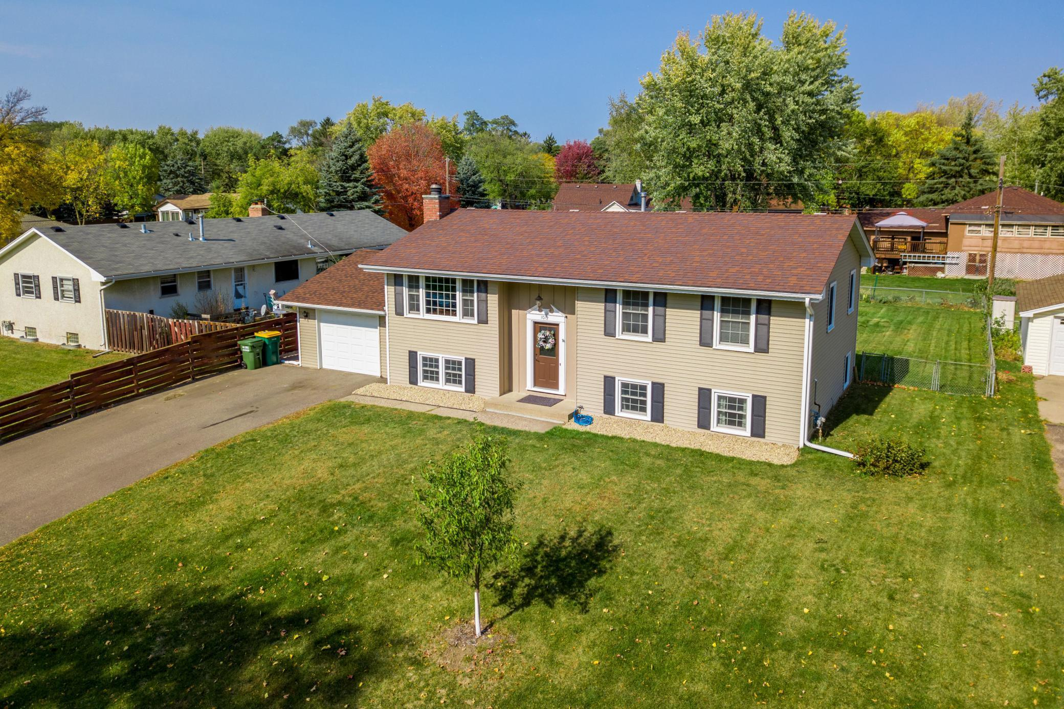 1012 Woodbine Lane Property Photo - Brooklyn Center, MN real estate listing