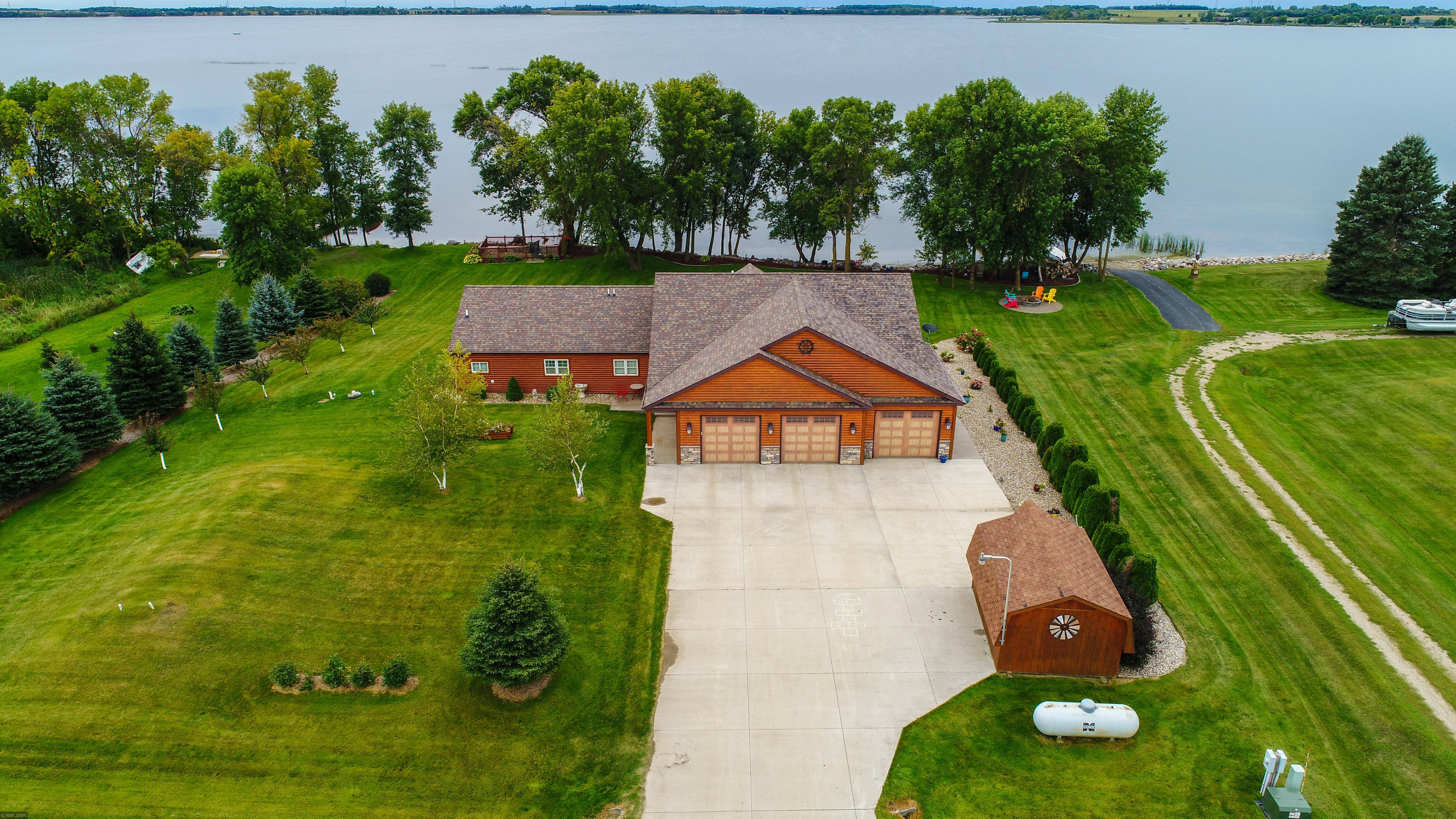 24689 106th Street Property Photo - Alexandria, MN real estate listing