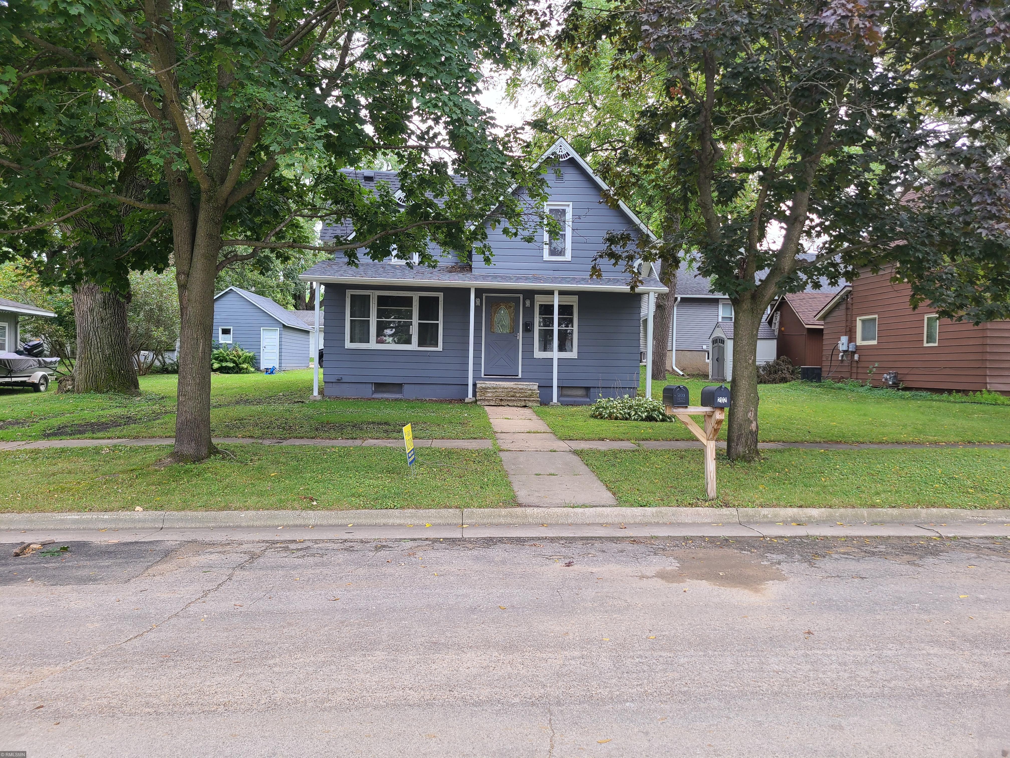 203 1st Street NE Property Photo - Dodge Center, MN real estate listing