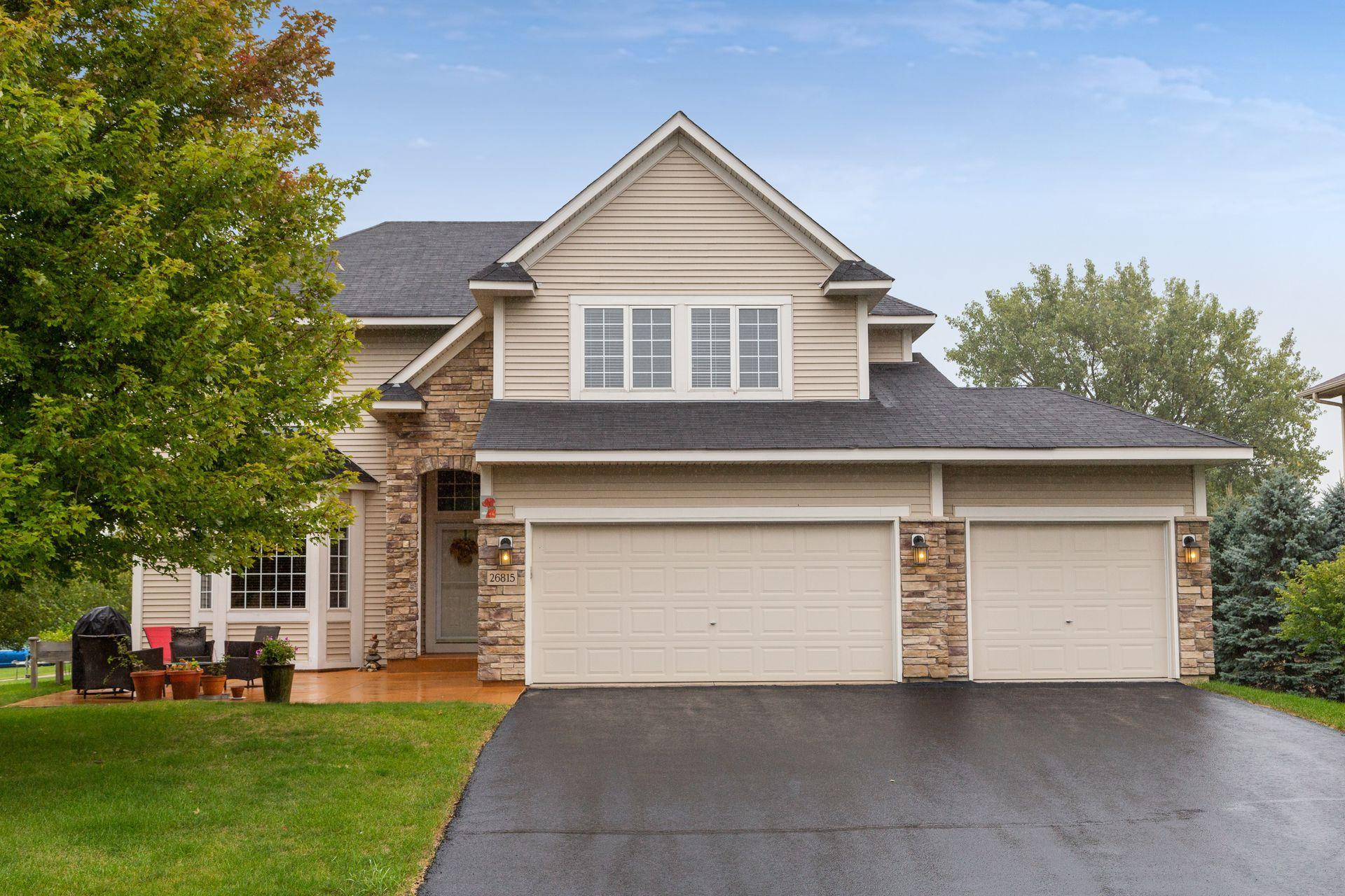 26815 Meadow Ridge Drive Property Photo - Elko New Market, MN real estate listing