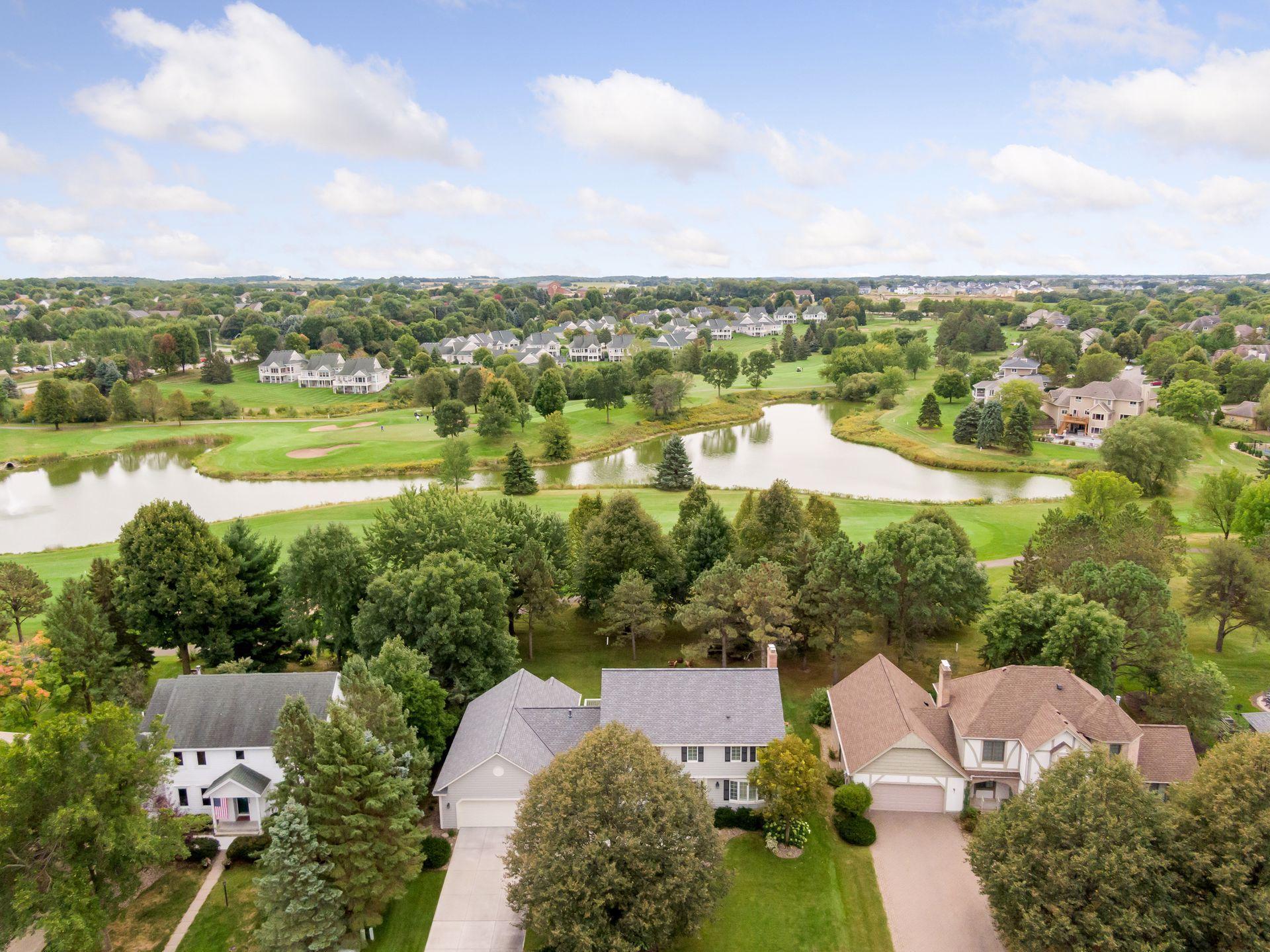 3563 Rae Lane Property Photo - Woodbury, MN real estate listing