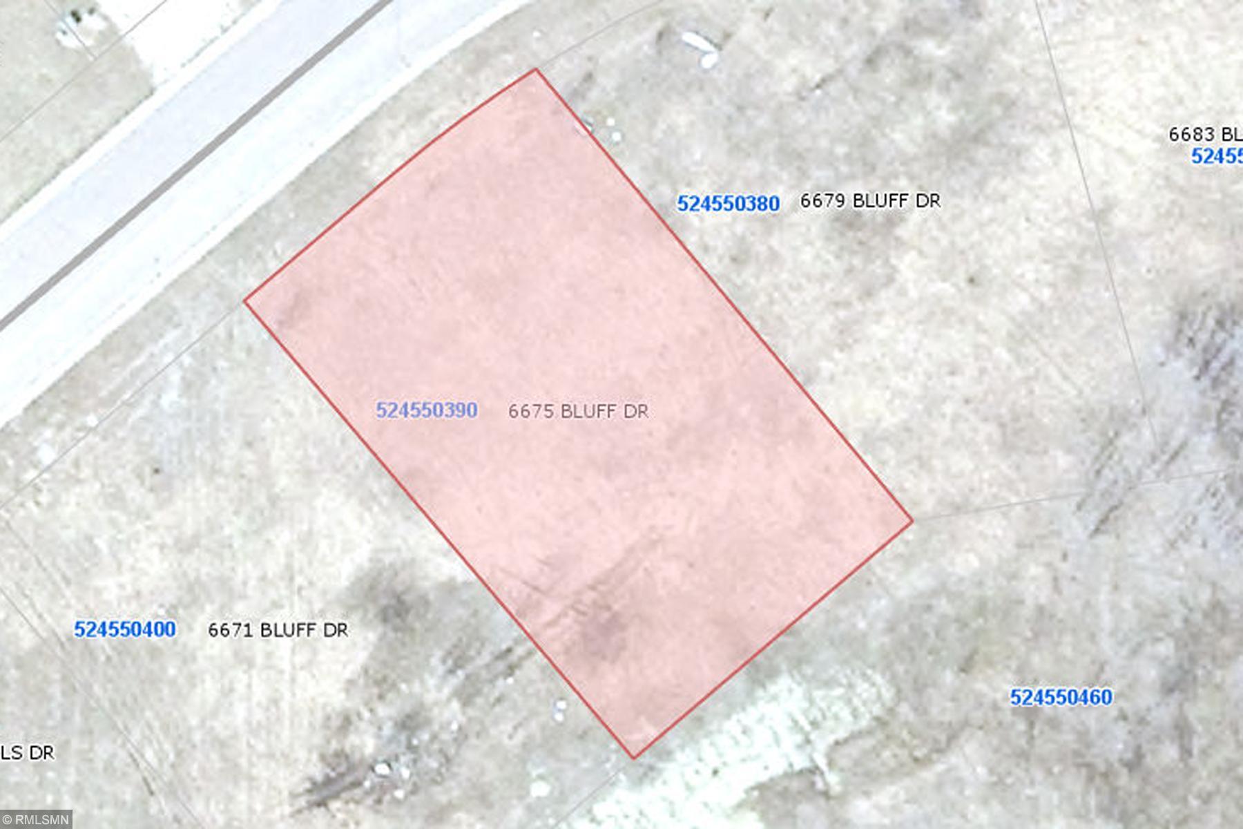 6675 Bluff Drive Property Photo