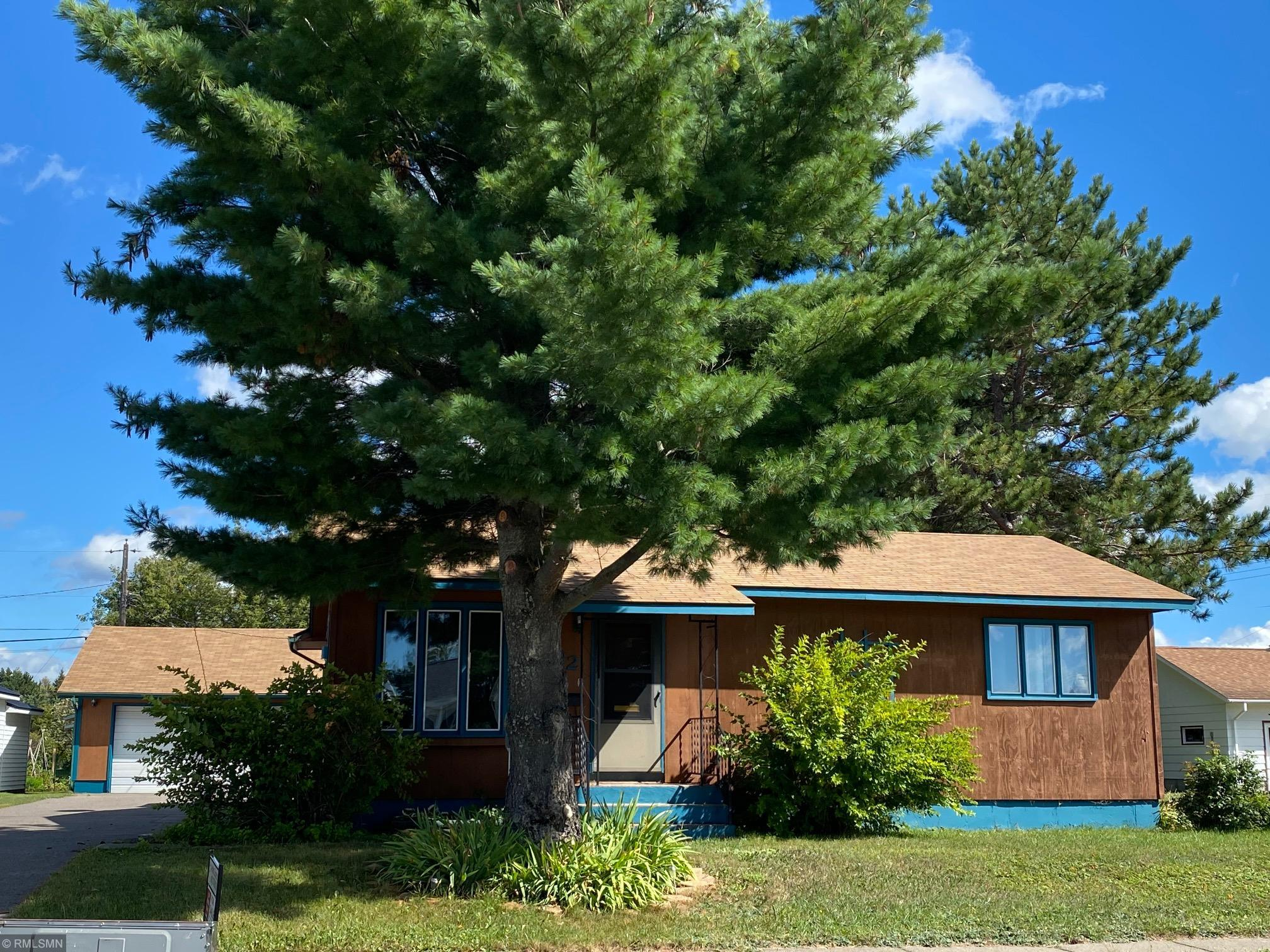 62 Birch Boulevard Property Photo - Babbitt, MN real estate listing