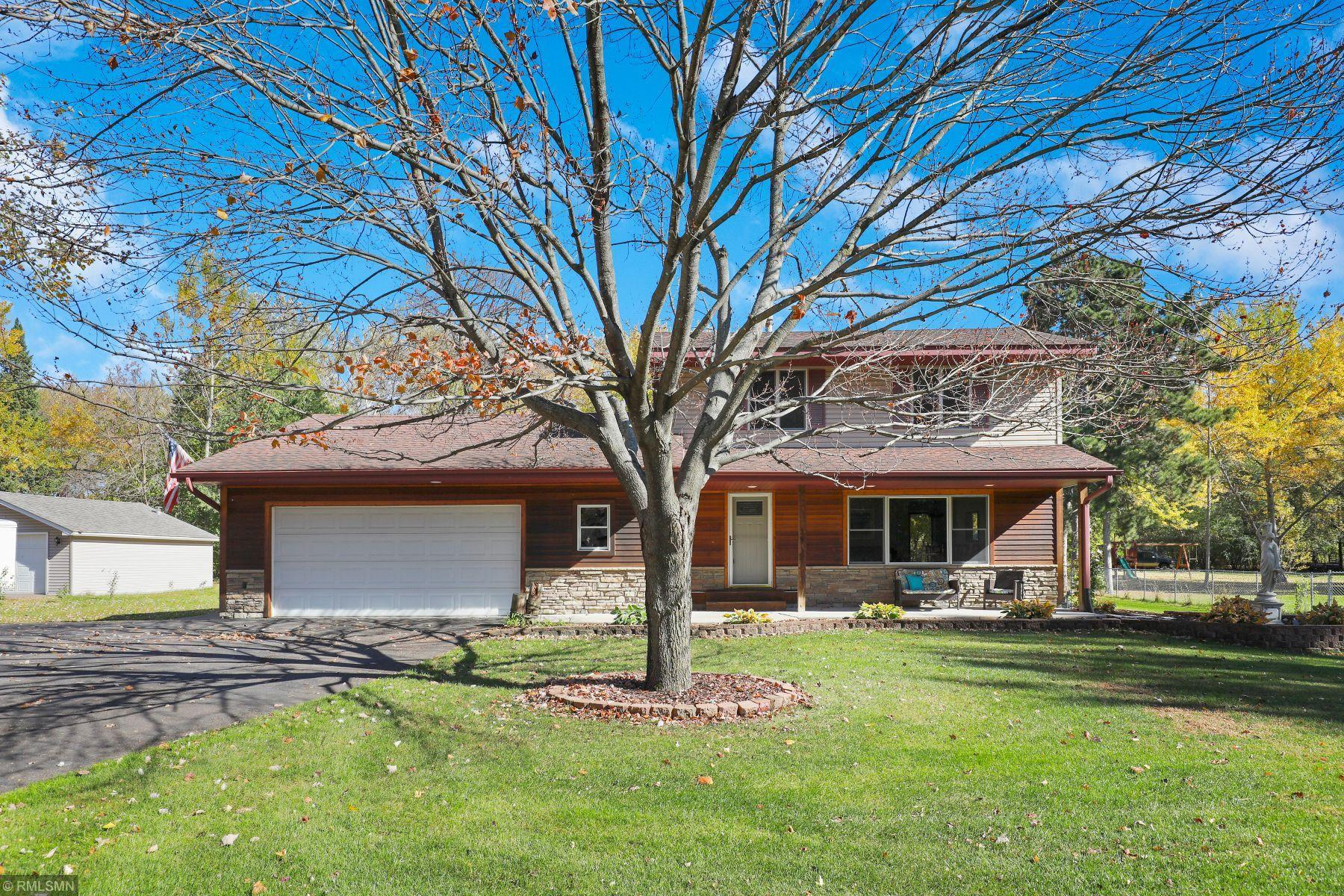 6940 Lakeview Drive Property Photo - Lino Lakes, MN real estate listing