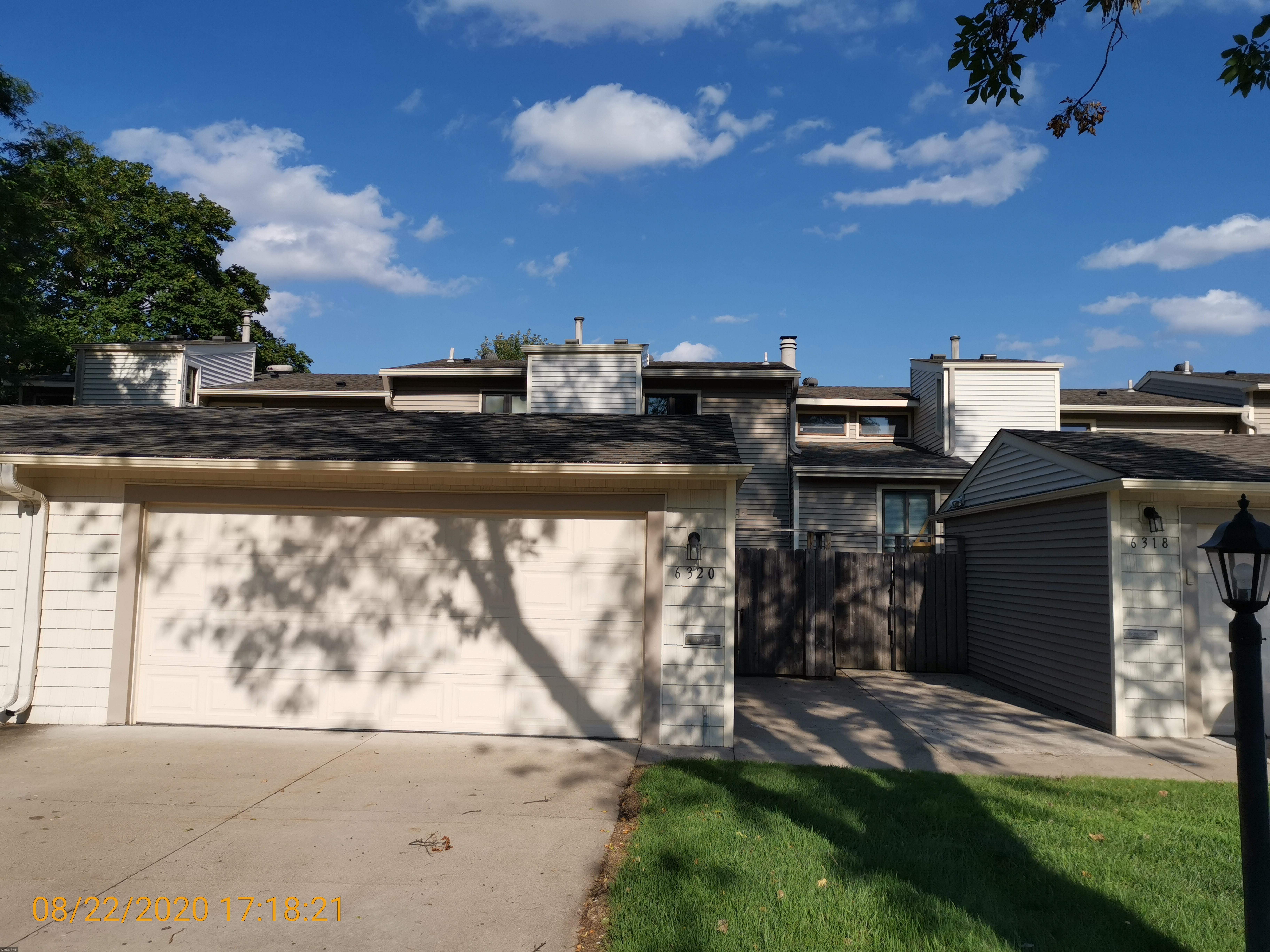 6320 Welcome Avenue N Property Photo - Brooklyn Park, MN real estate listing