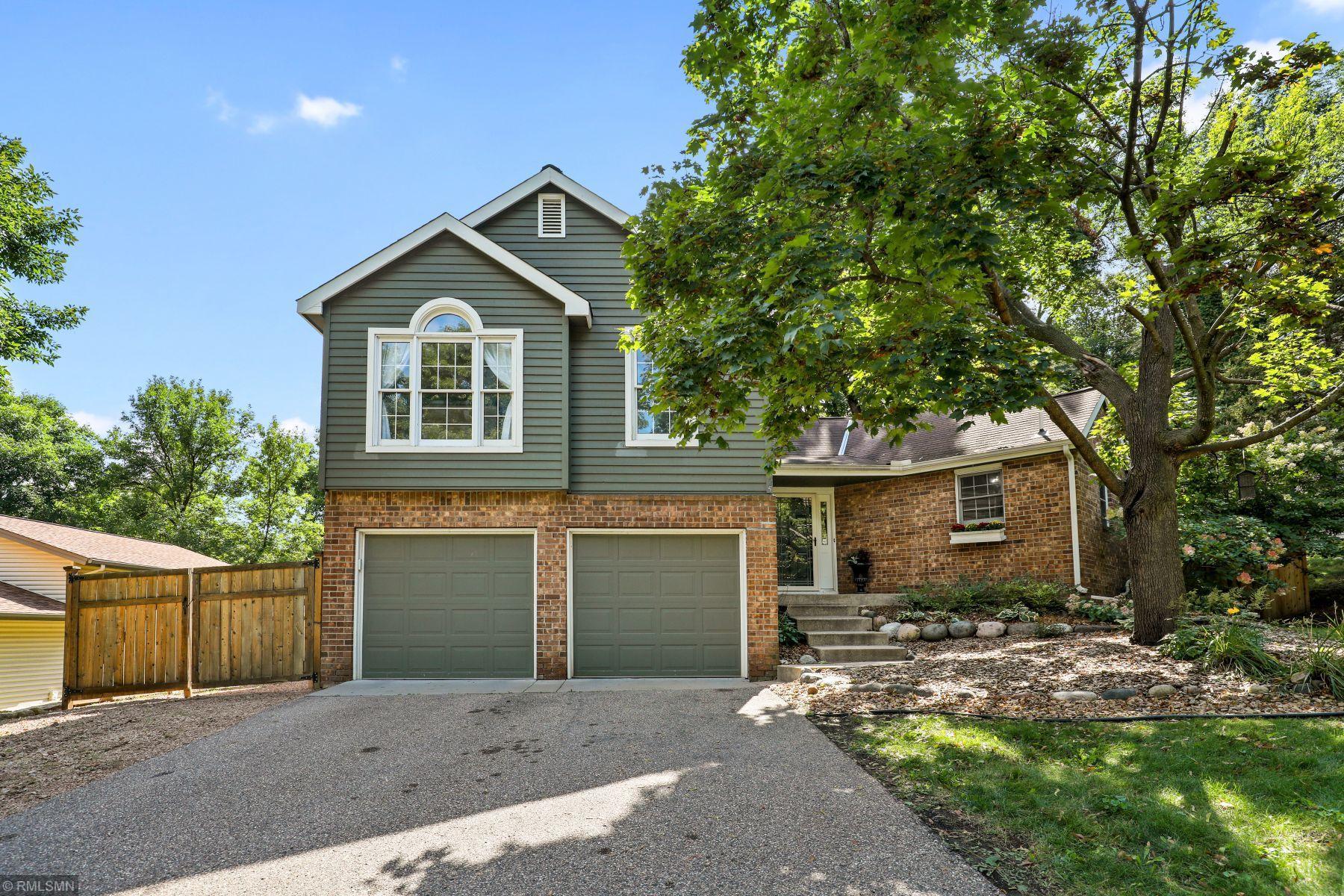12425 Crowfoot Court Property Photo - Eden Prairie, MN real estate listing