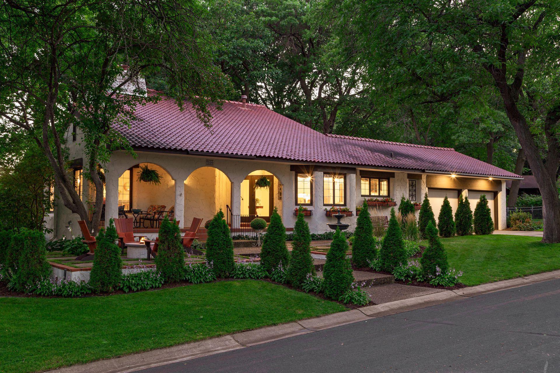 7100 Mark Terrace Drive Property Photo - Edina, MN real estate listing