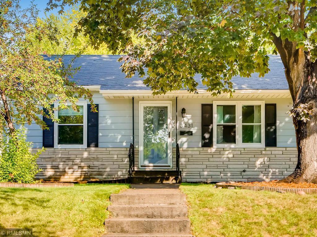 3431 Lincoln Street NE Property Photo - Minneapolis, MN real estate listing
