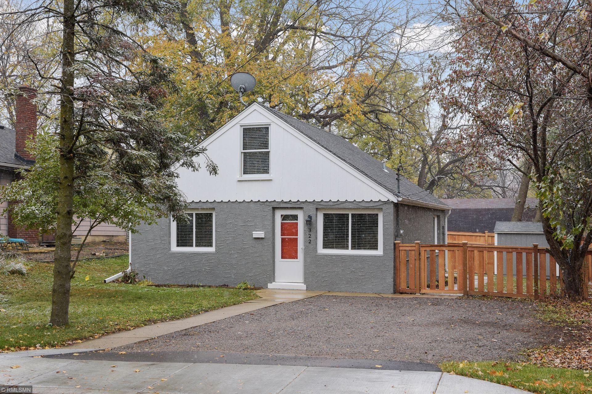 322 Academy Avenue Property Photo - Excelsior, MN real estate listing