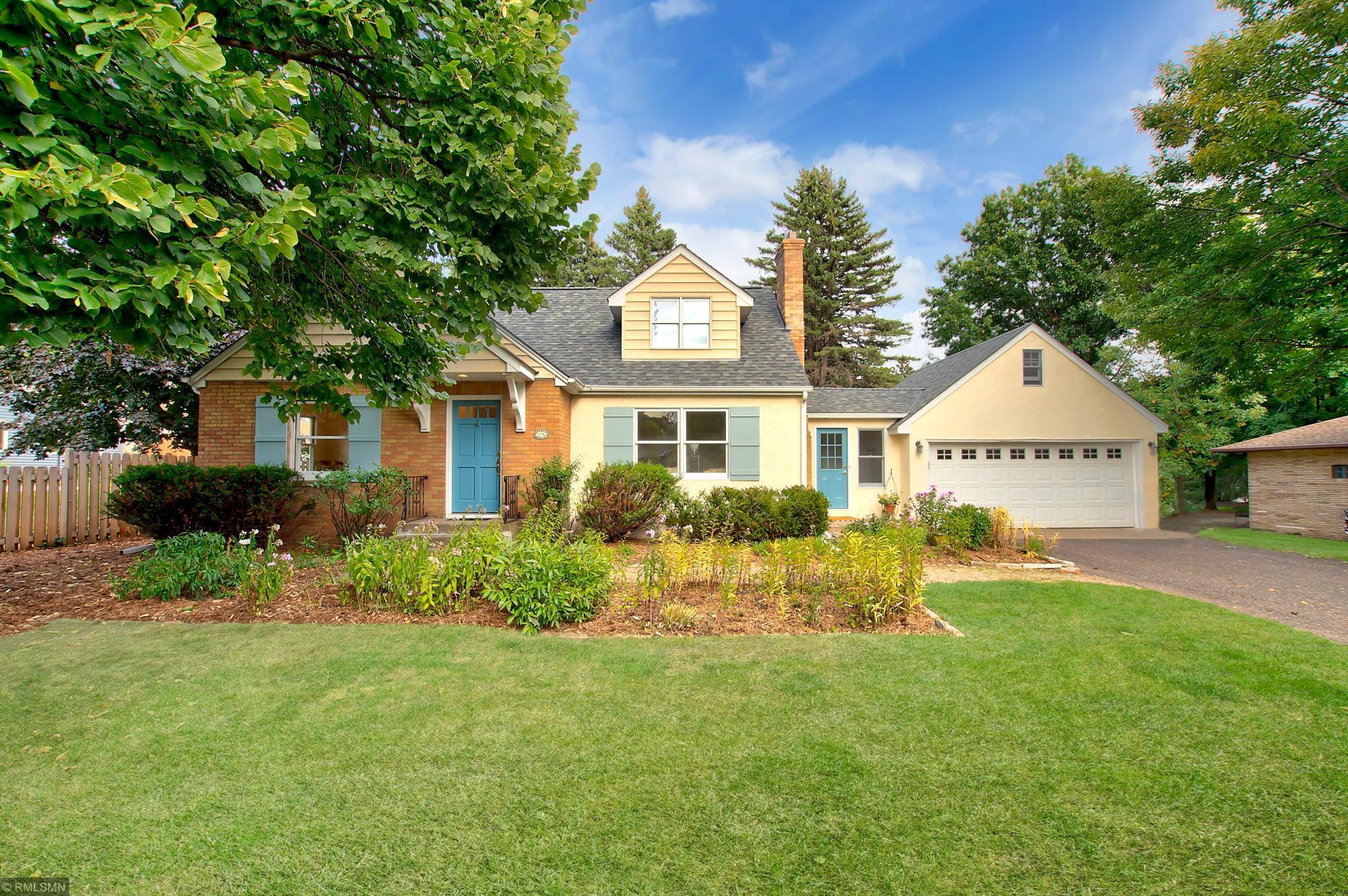 1776 Saint Marys Street Property Photo - Falcon Heights, MN real estate listing