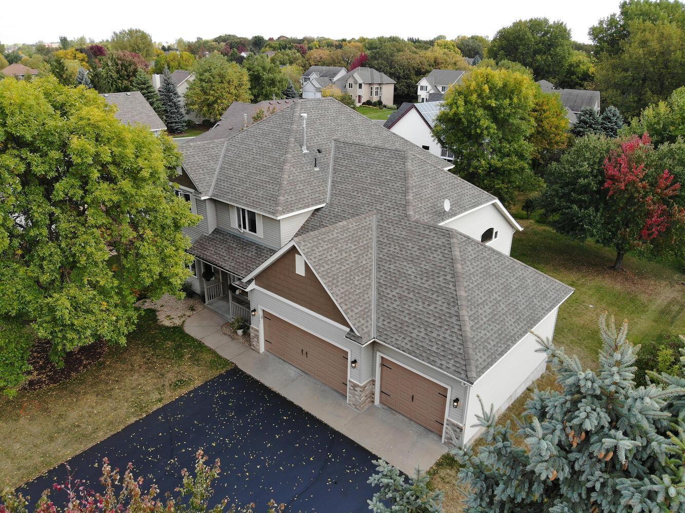 3663 Bailey Ridge Drive Property Photo - Woodbury, MN real estate listing