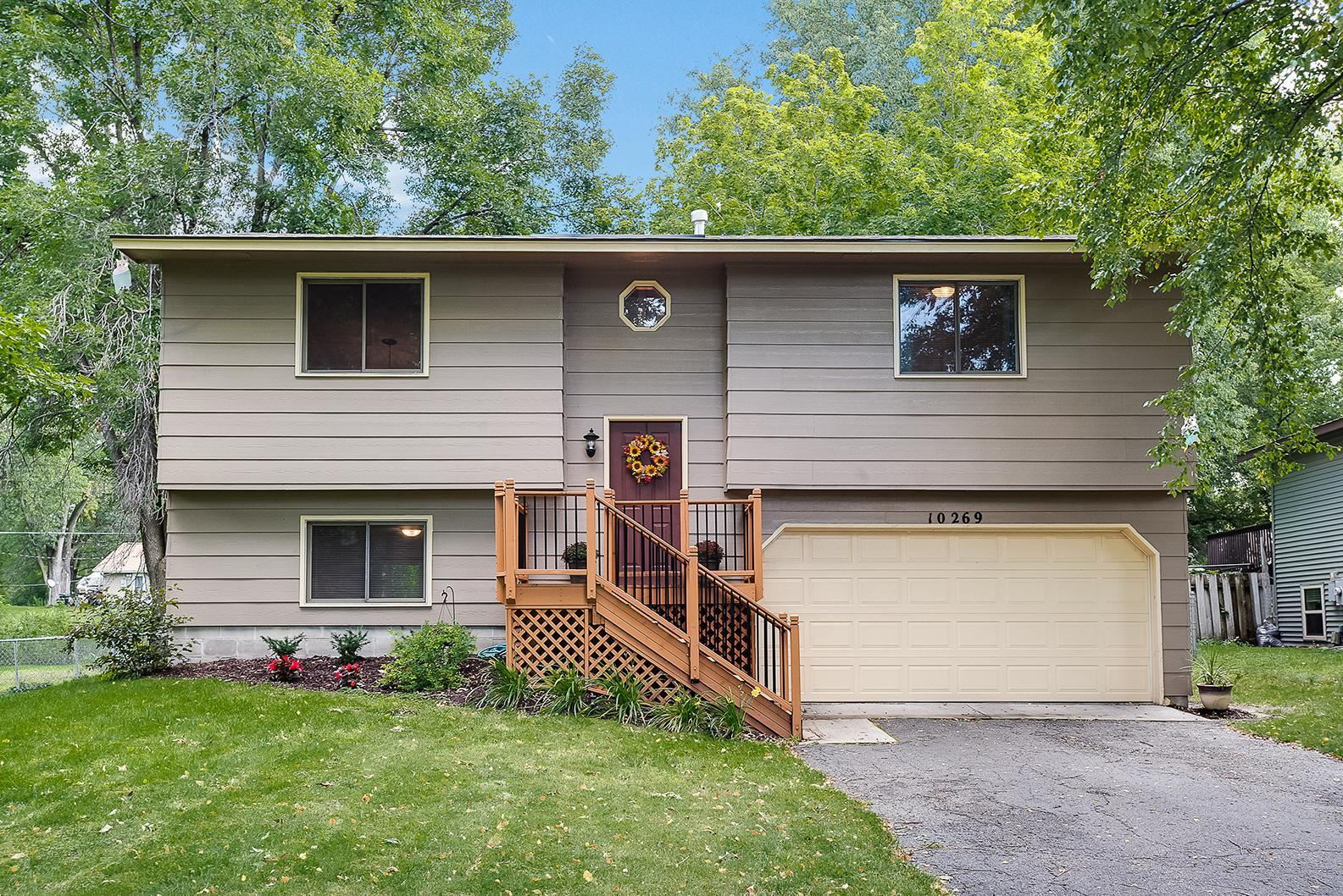 10269 Tamarack Street NW Property Photo - Coon Rapids, MN real estate listing