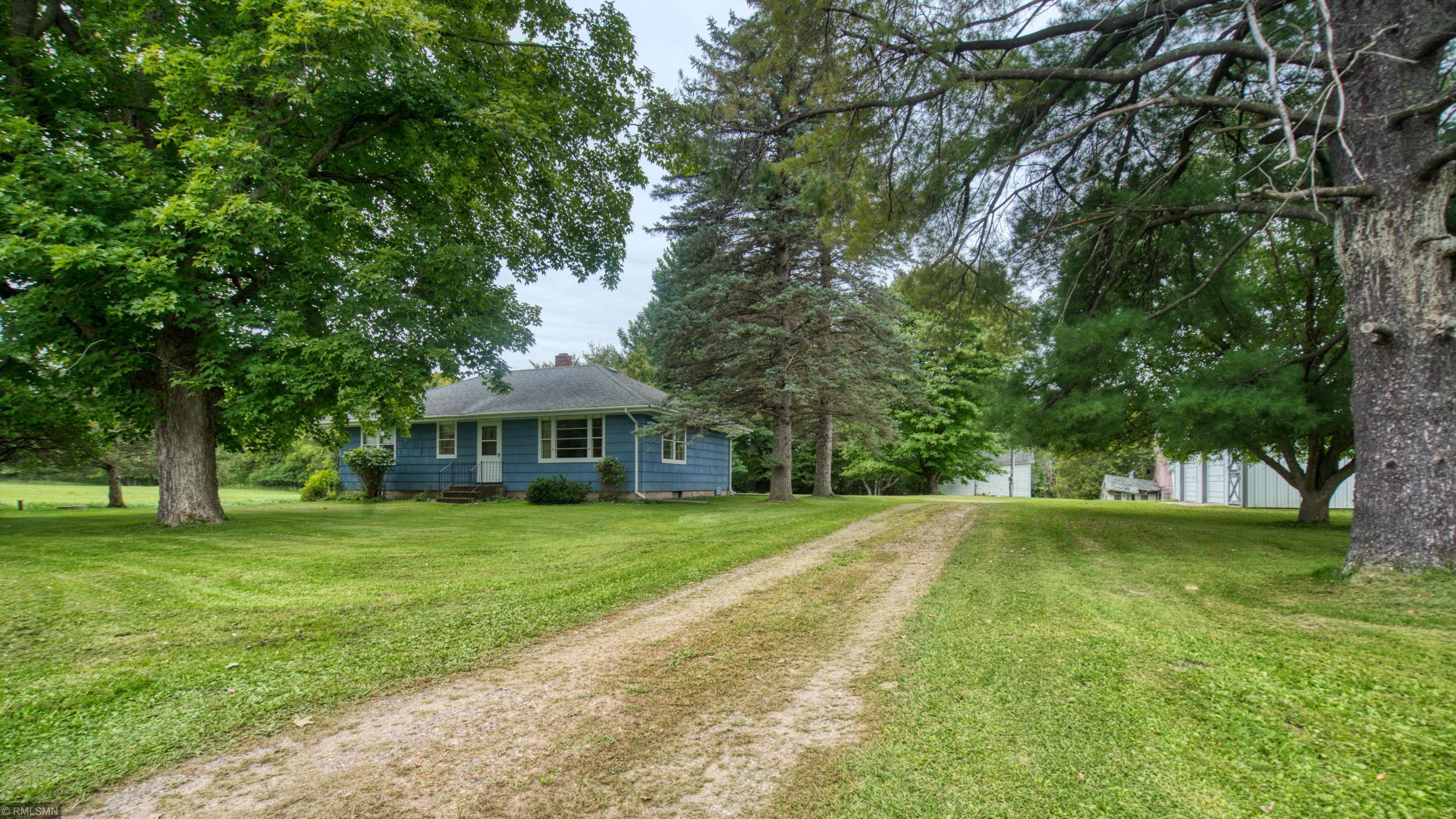 2235 260th Street Property Photo - Eureka Twp, WI real estate listing