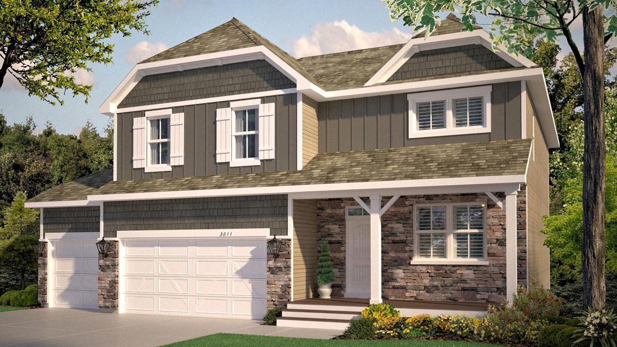 14285 77th Lane NE Property Photo - Otsego, MN real estate listing