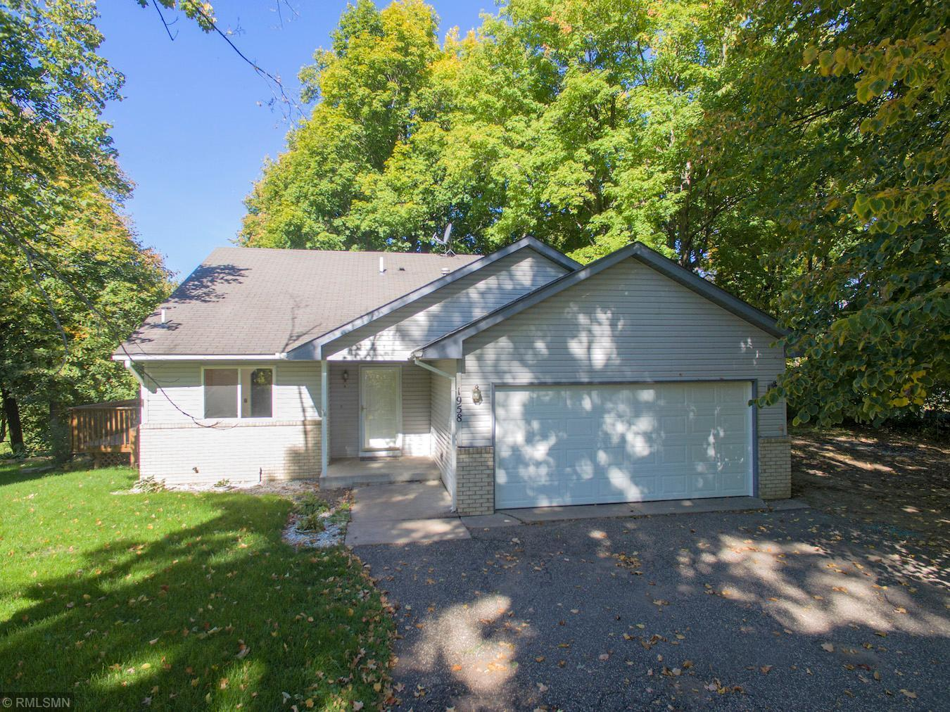 1958 516th Street Property Photo - Rush City, MN real estate listing