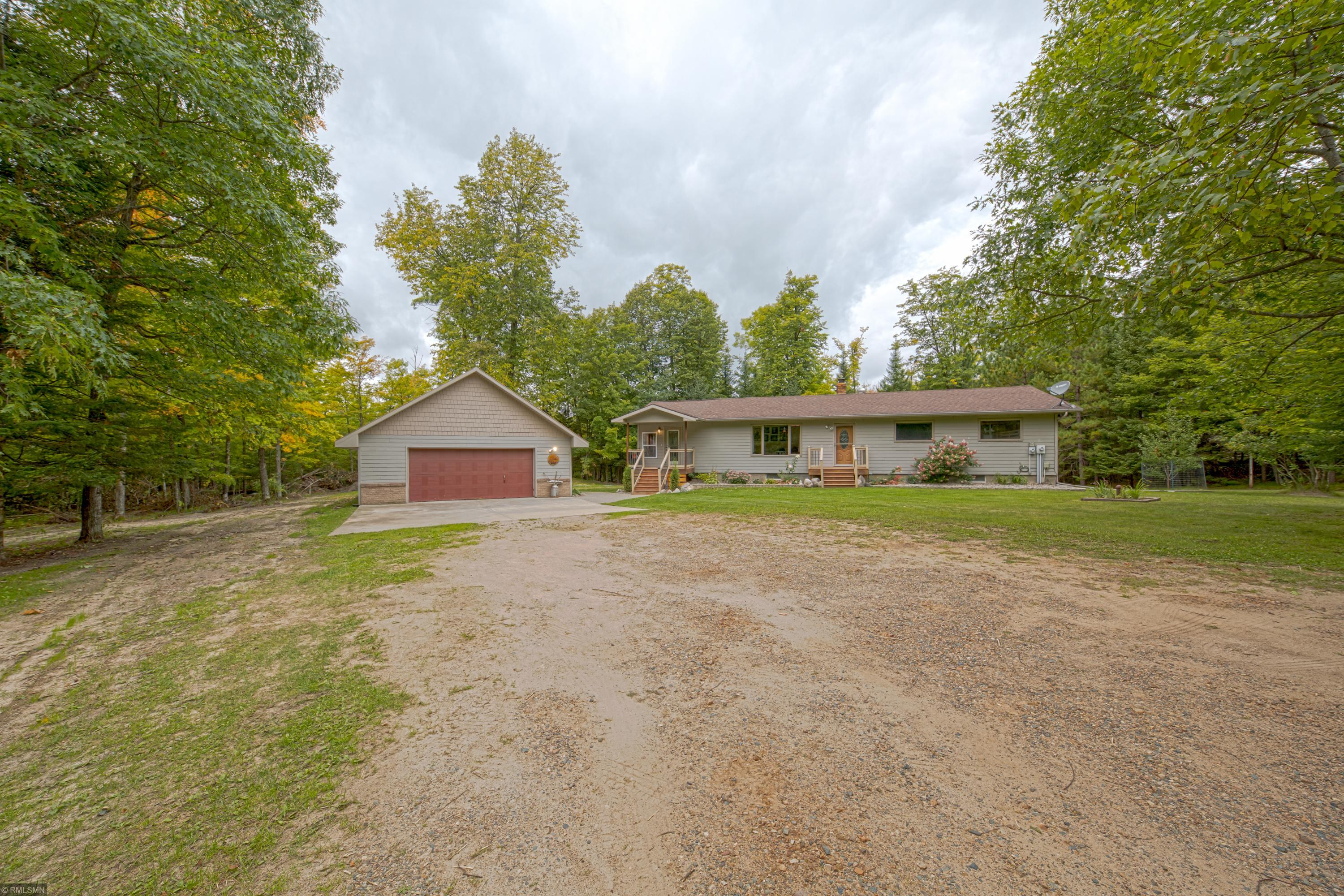 25363 Trout Lake Acres Road Property Photo - Bovey, MN real estate listing