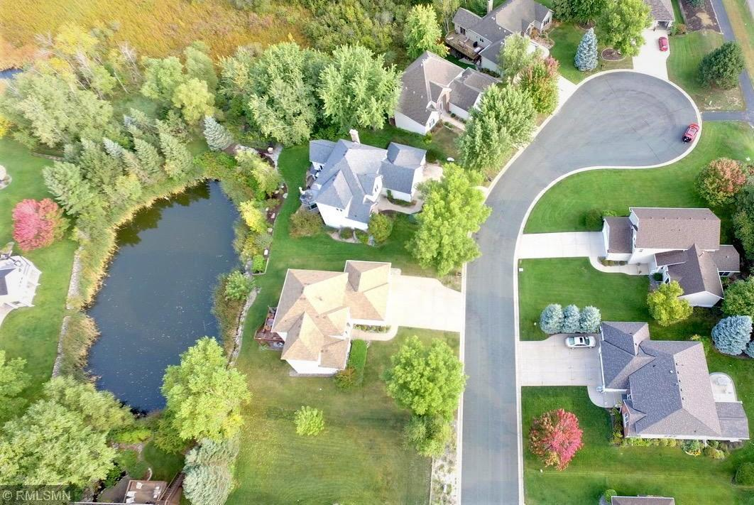 5606 Cottonwood Court Property Photo - Shoreview, MN real estate listing