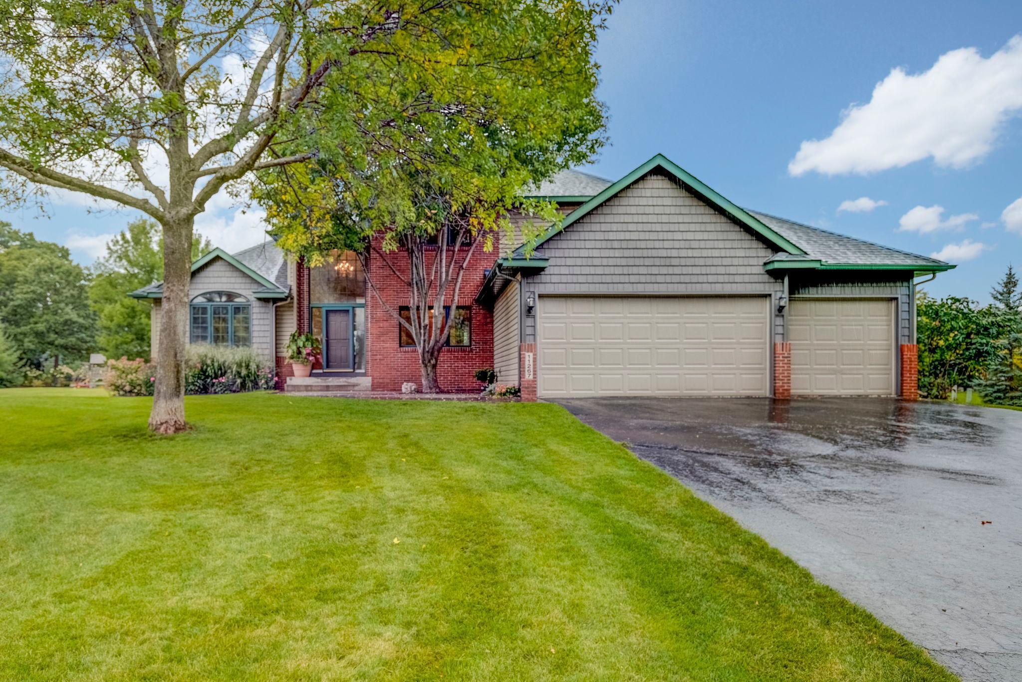 11267 Oakridge Circle N Property Photo - Champlin, MN real estate listing