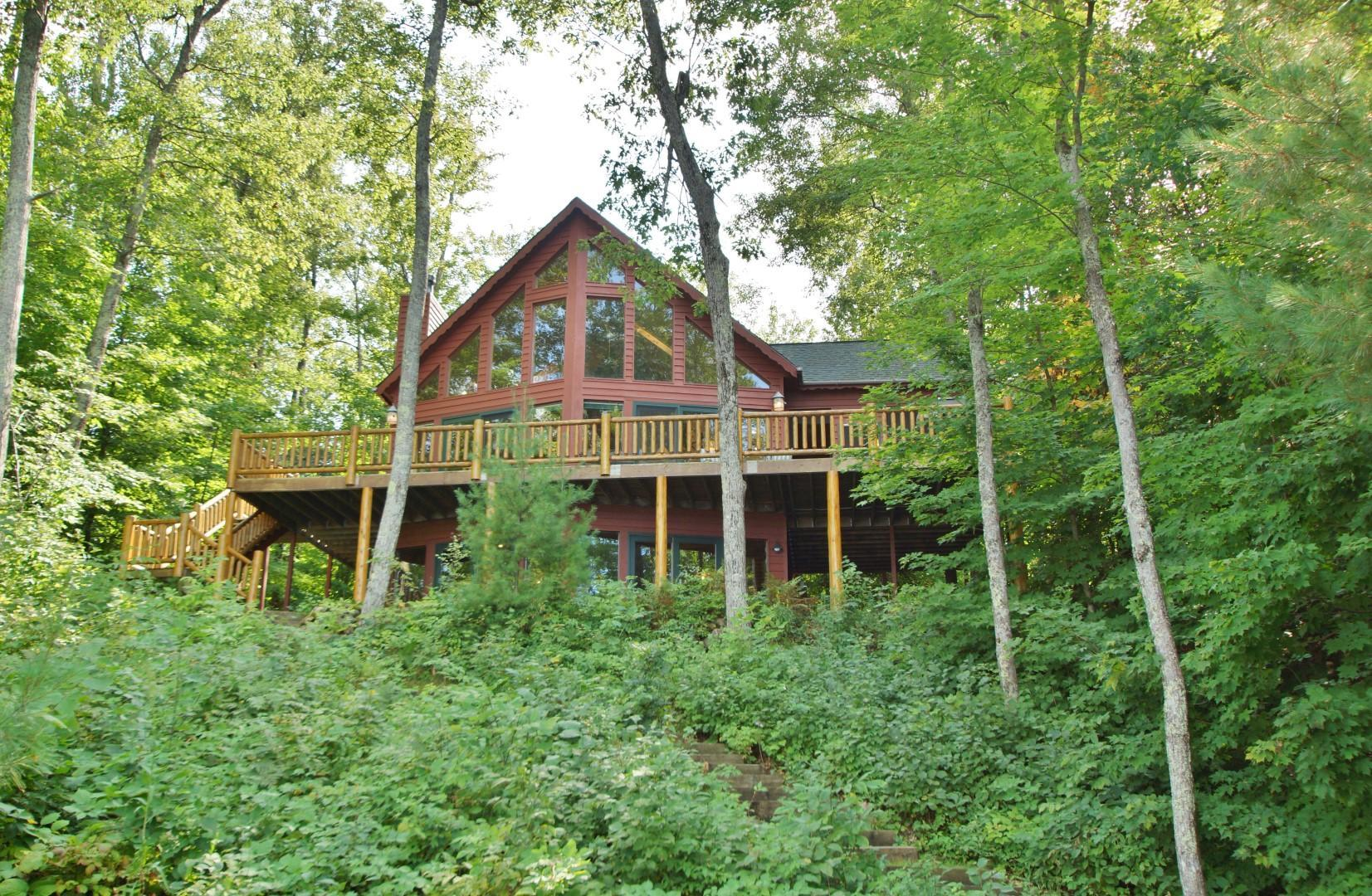12652 W South Shore Road Property Photo - Hayward, WI real estate listing