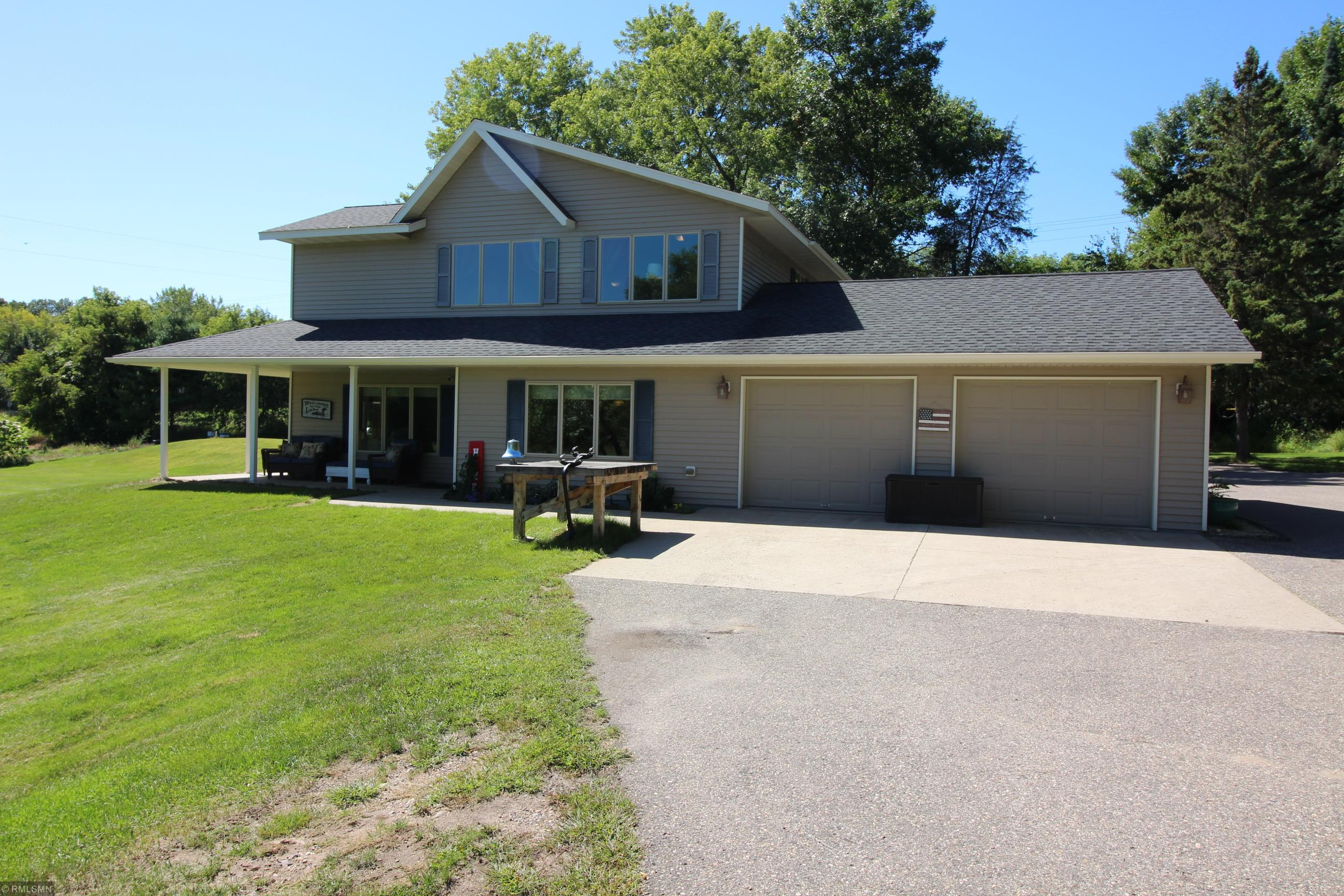 13408 County Road 7 Property Photo - South Haven, MN real estate listing