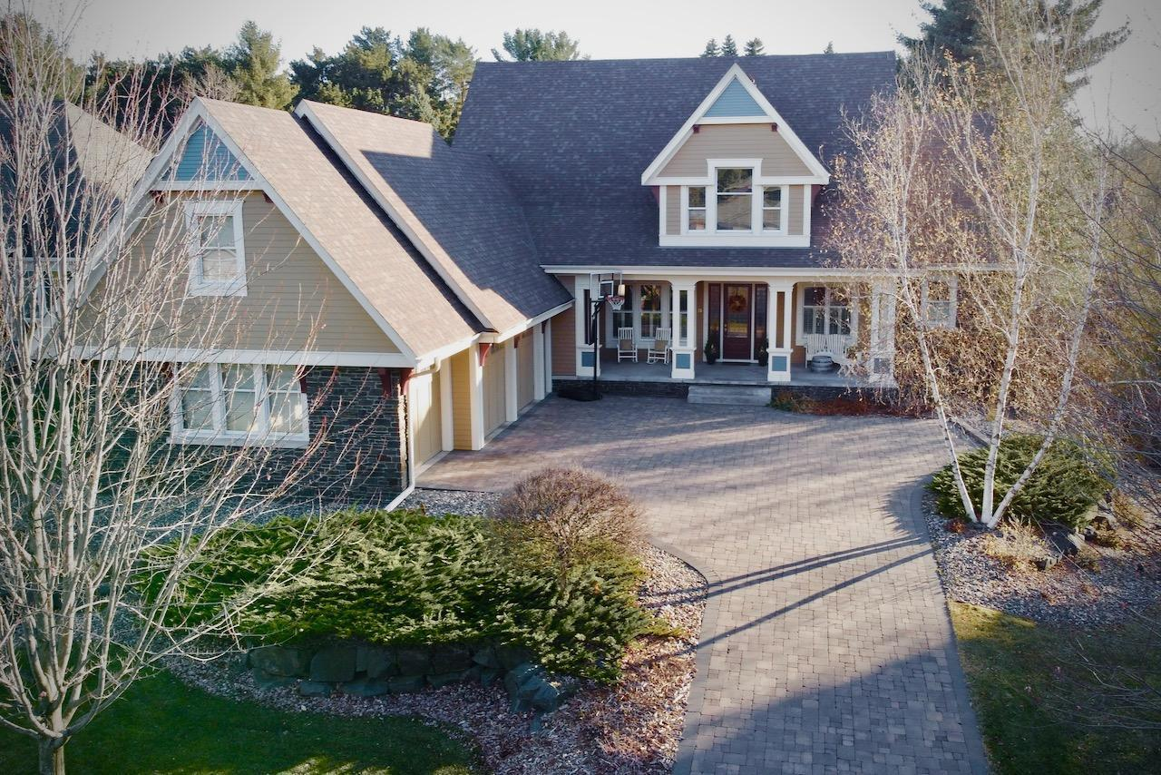 75 Edgecumbe Drive Property Photo - Mahtomedi, MN real estate listing