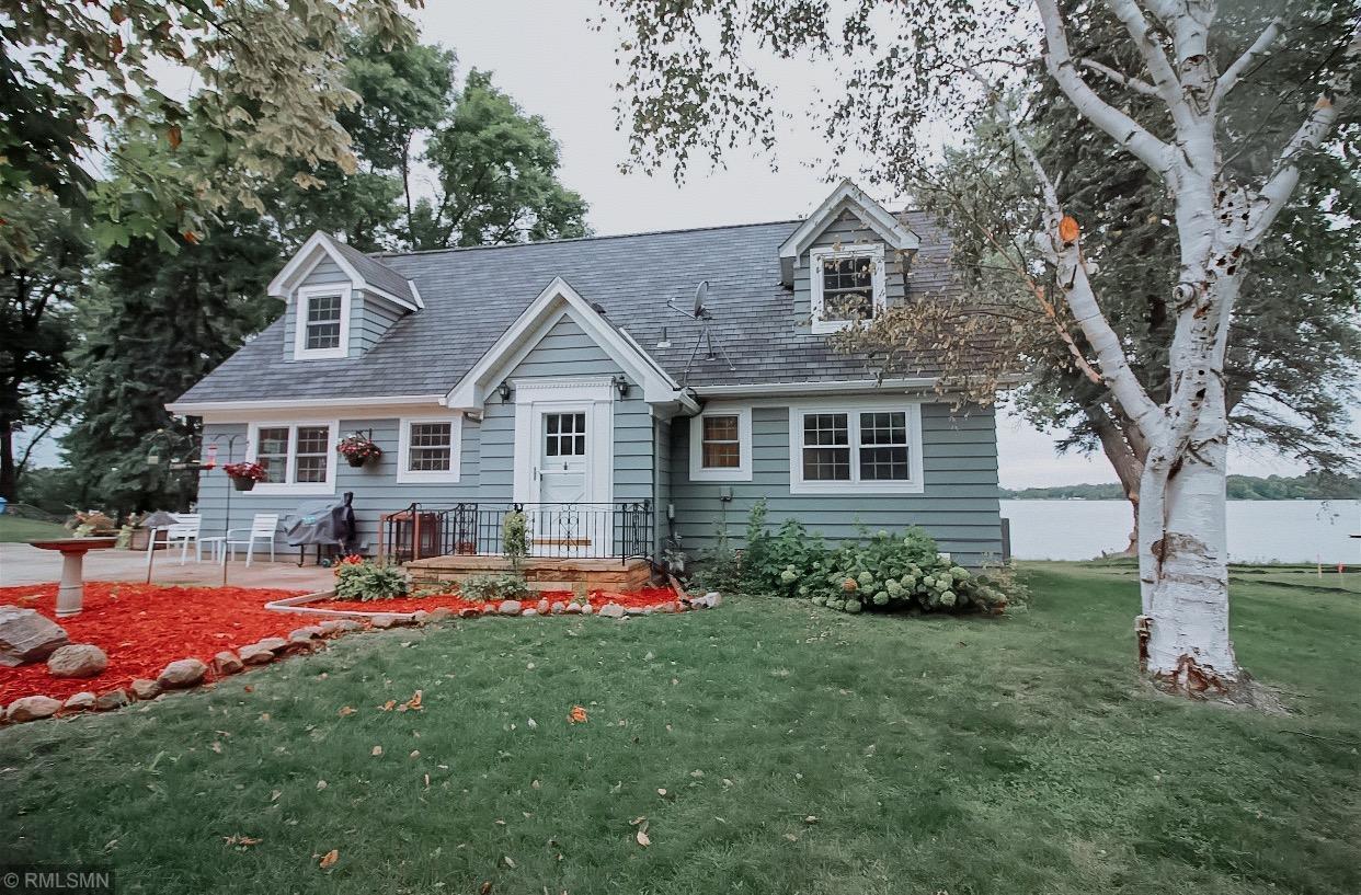 4436 Washington Boulevard Property Photo - Madison Lake, MN real estate listing