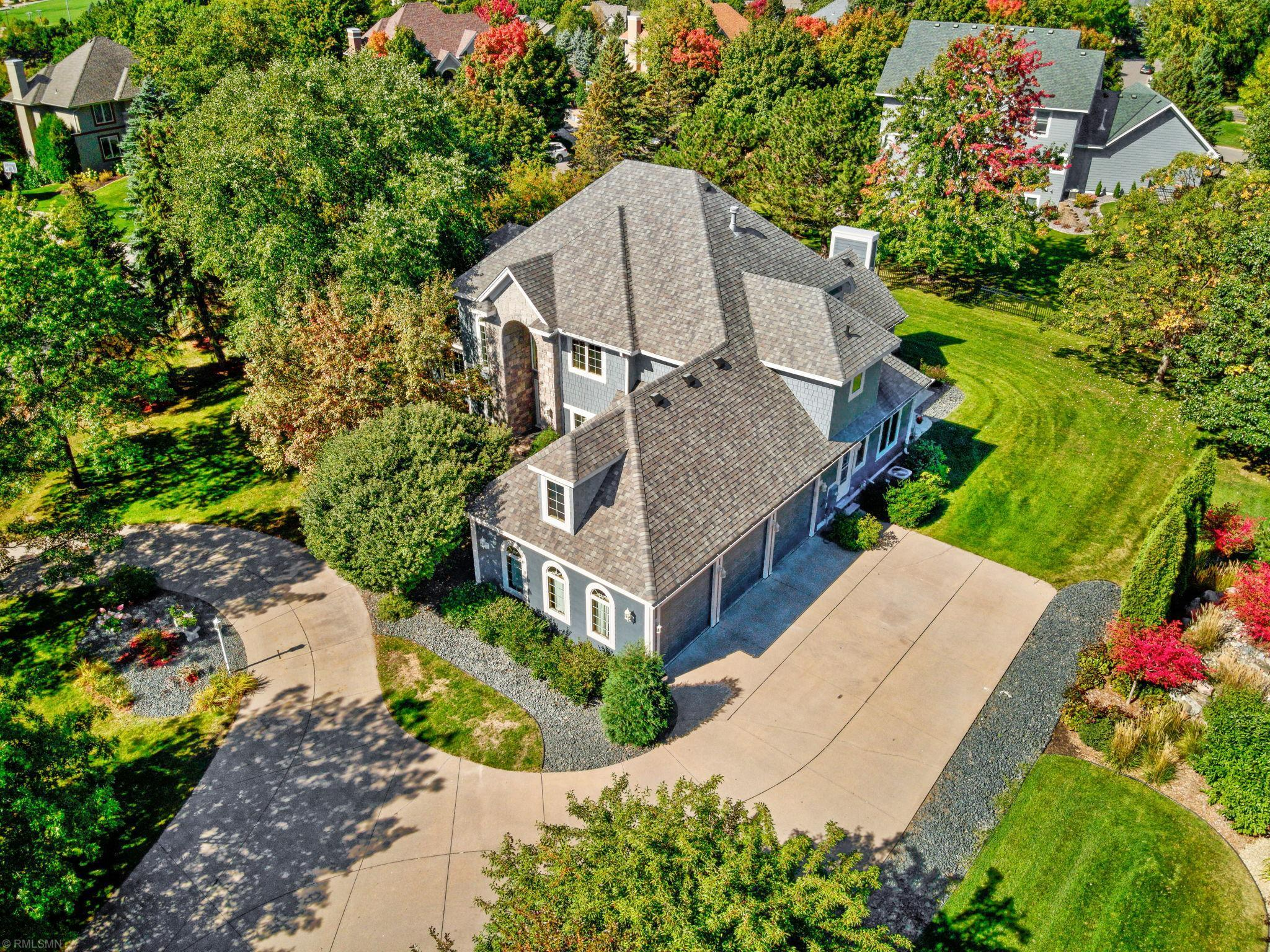 9010 Highview Lane Property Photo - Woodbury, MN real estate listing