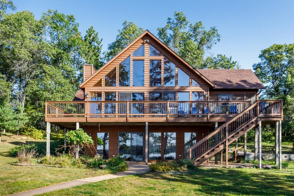 W7101 Old Bass Lake Road Property Photo - Minong, WI real estate listing