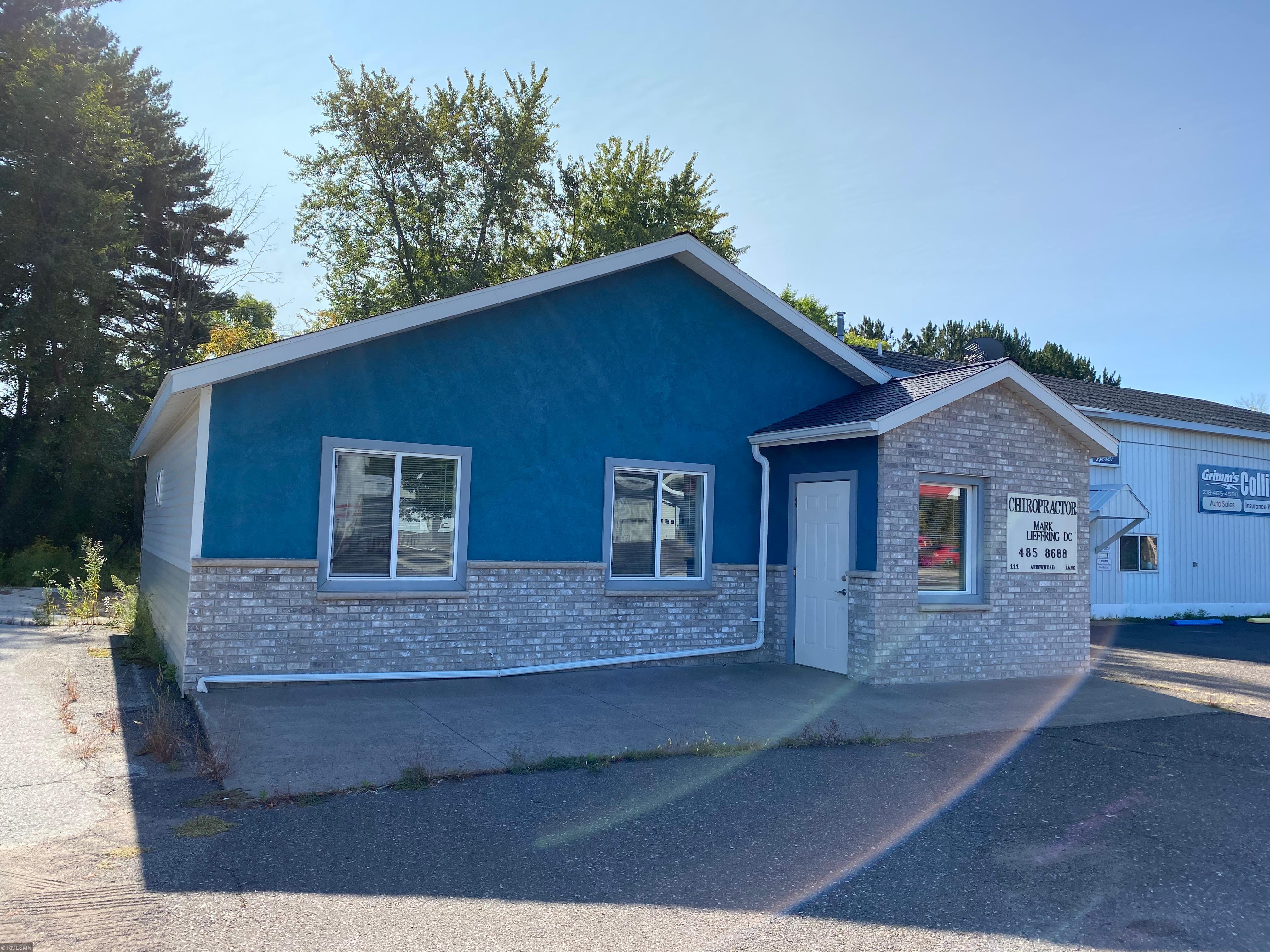 111 Arrowhead Lane Property Photo - Moose Lake, MN real estate listing