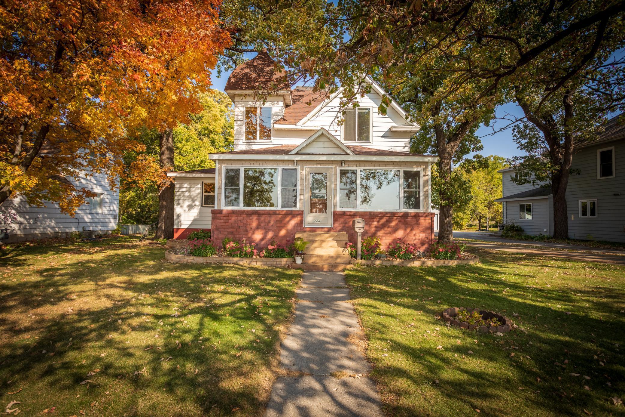 204 N Lakeshore Drive Property Photo - Glenwood, MN real estate listing