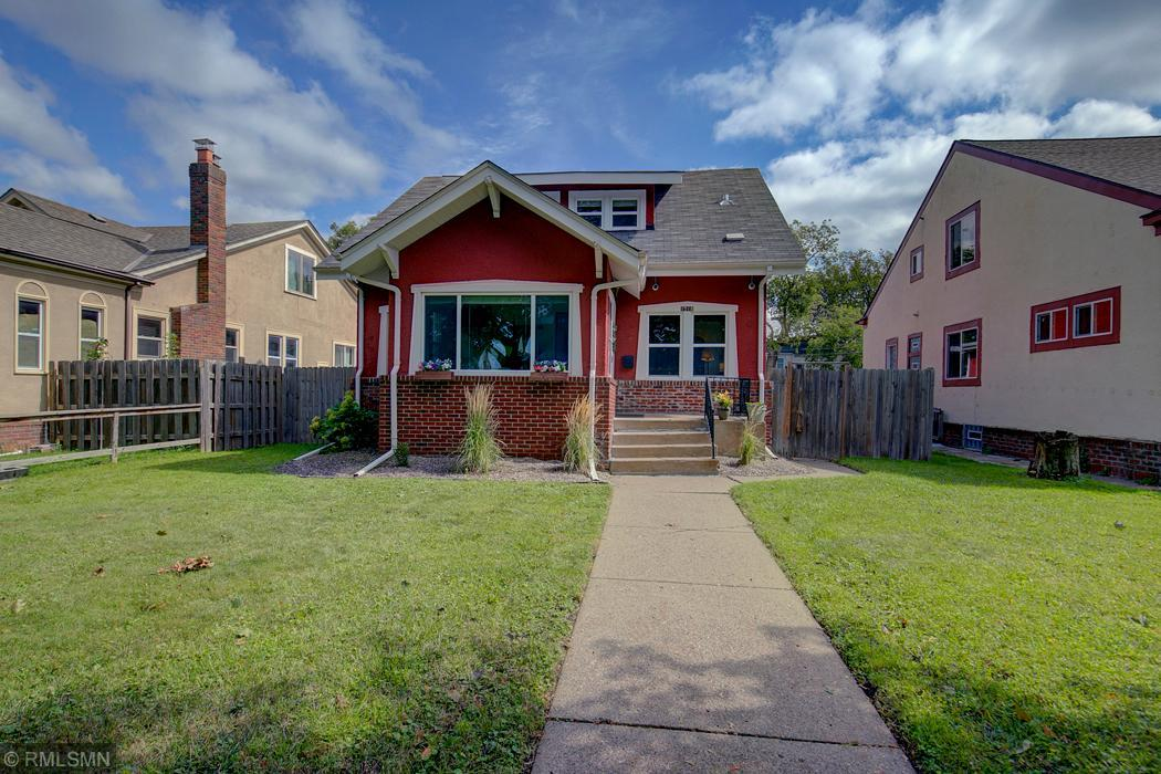 1518 Queen Avenue N Property Photo - Minneapolis, MN real estate listing