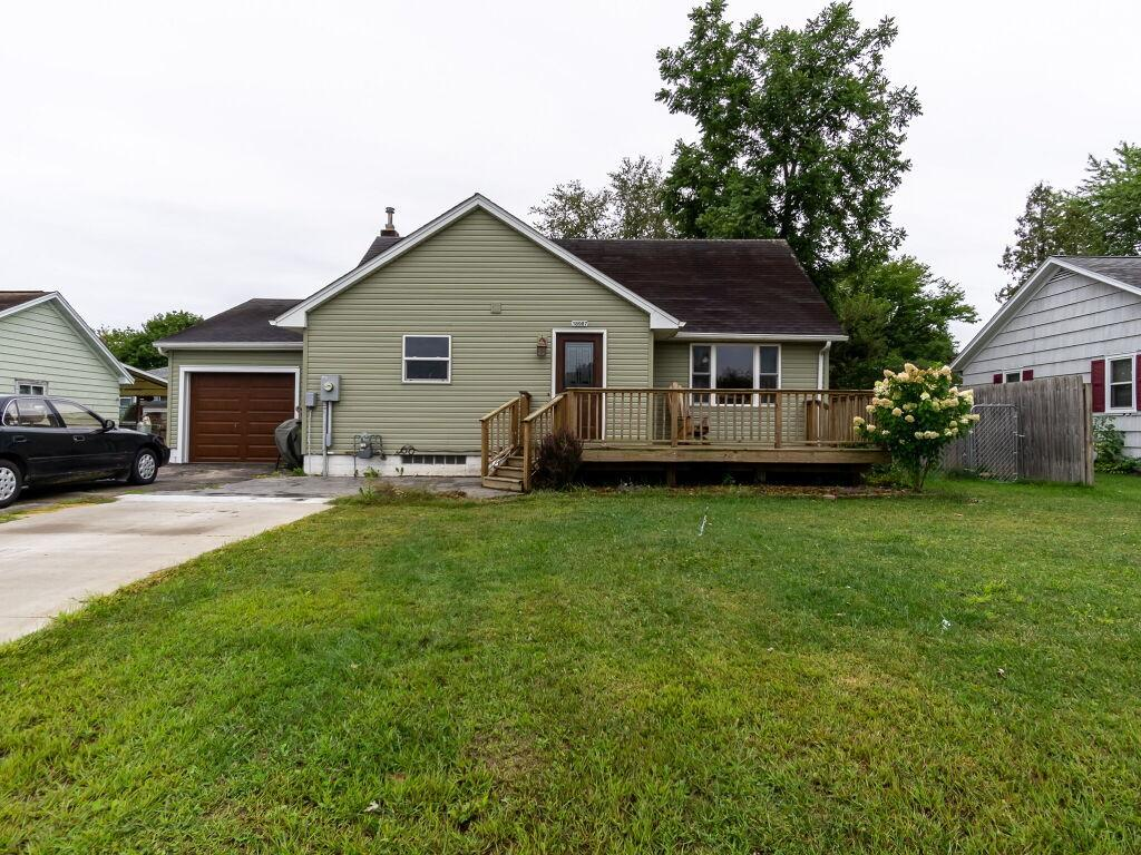 18987 1st Street Property Photo - Whitehall, WI real estate listing