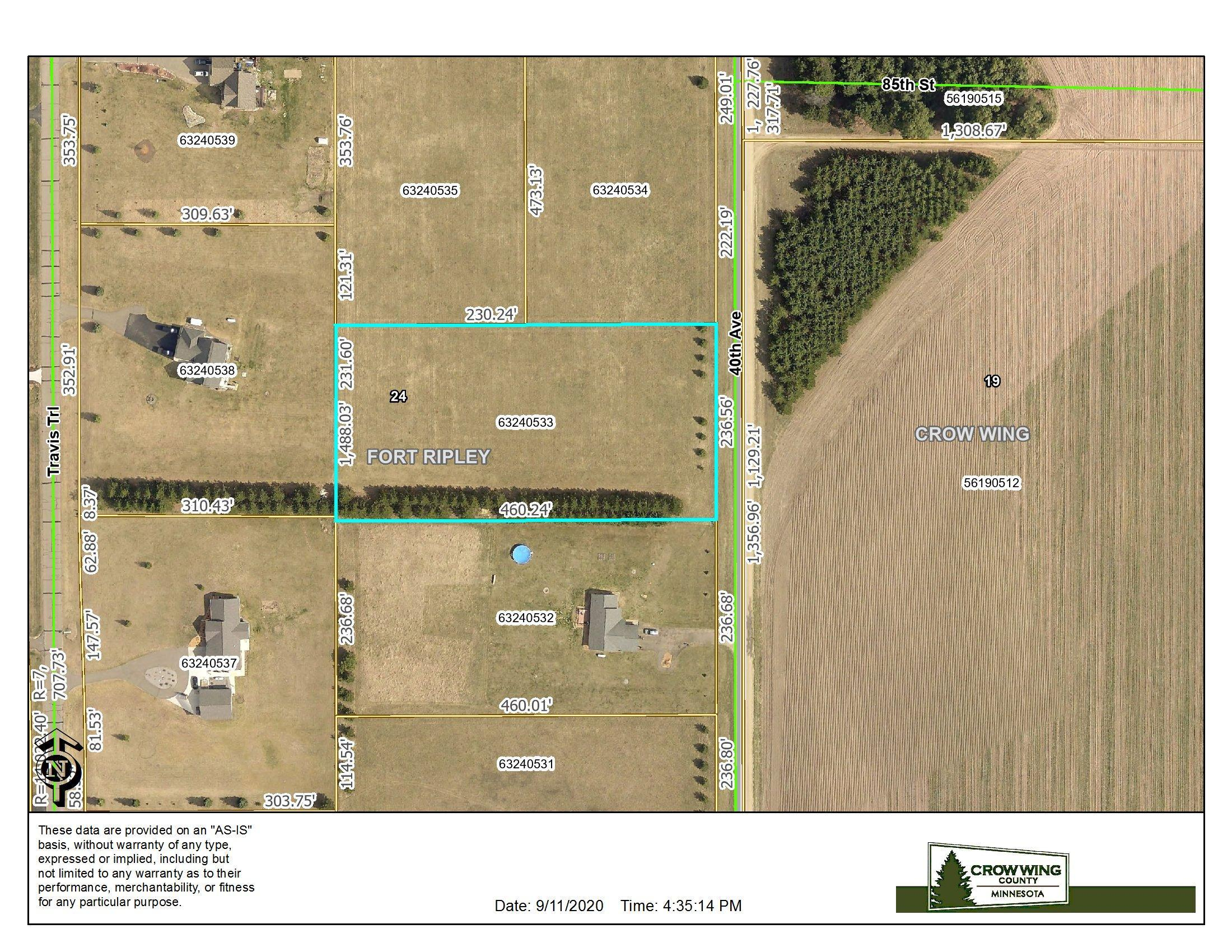 XXXX 40th Ave Property Photo - Brainerd, MN real estate listing