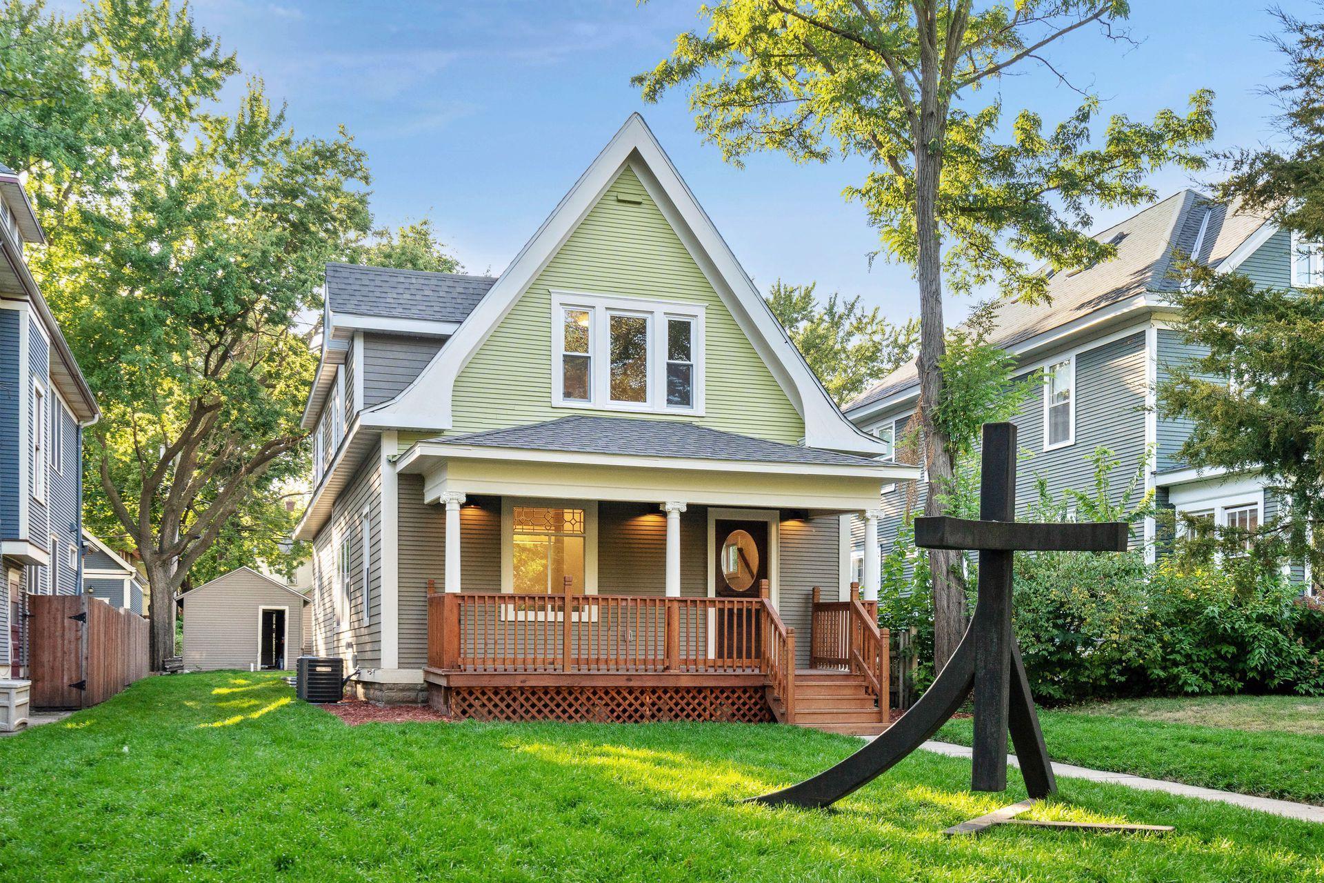 3732 Blaisdell Avenue Property Photo - Minneapolis, MN real estate listing