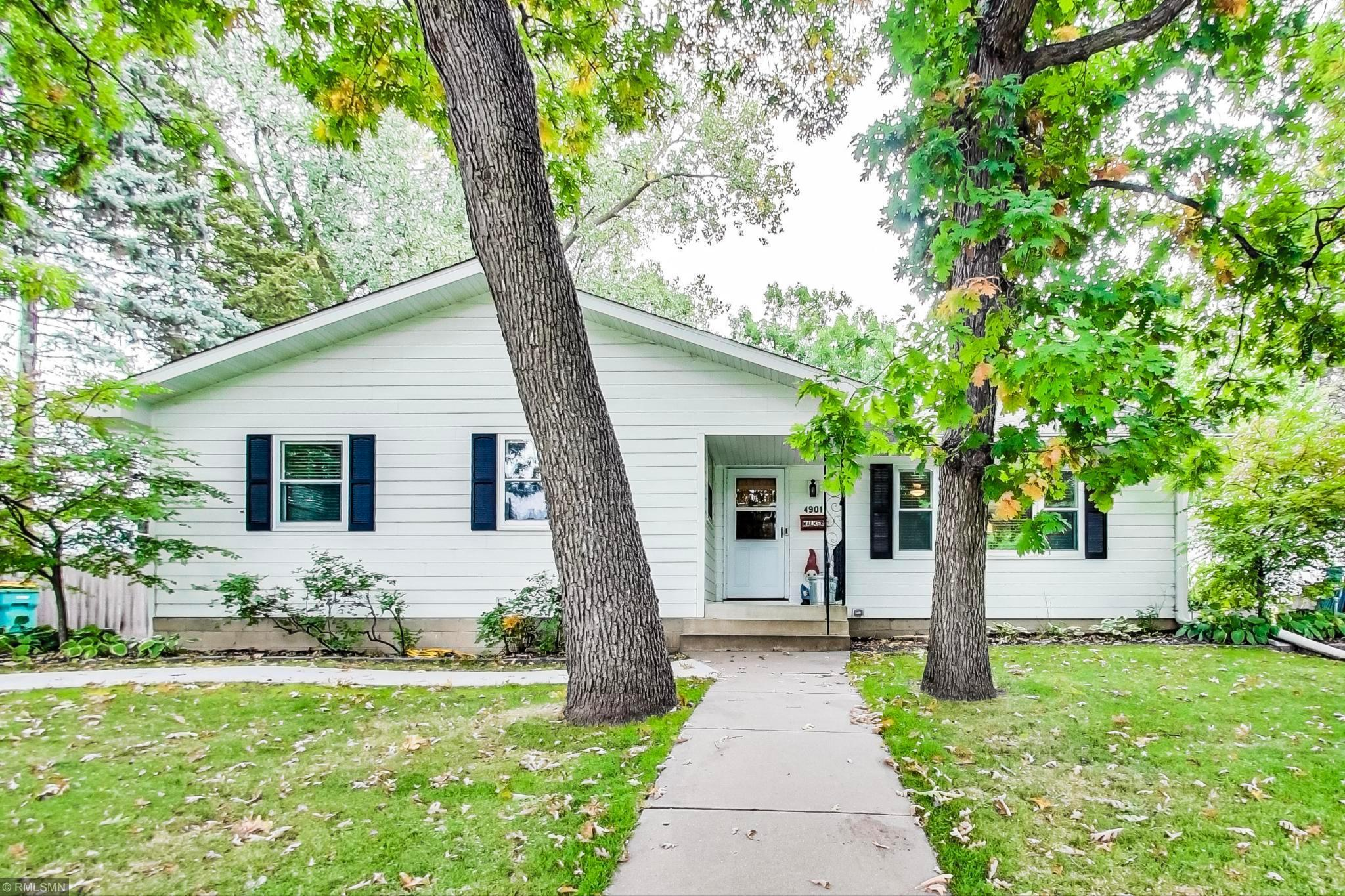 4901 E Upland Crest Property Photo - Columbia Heights, MN real estate listing