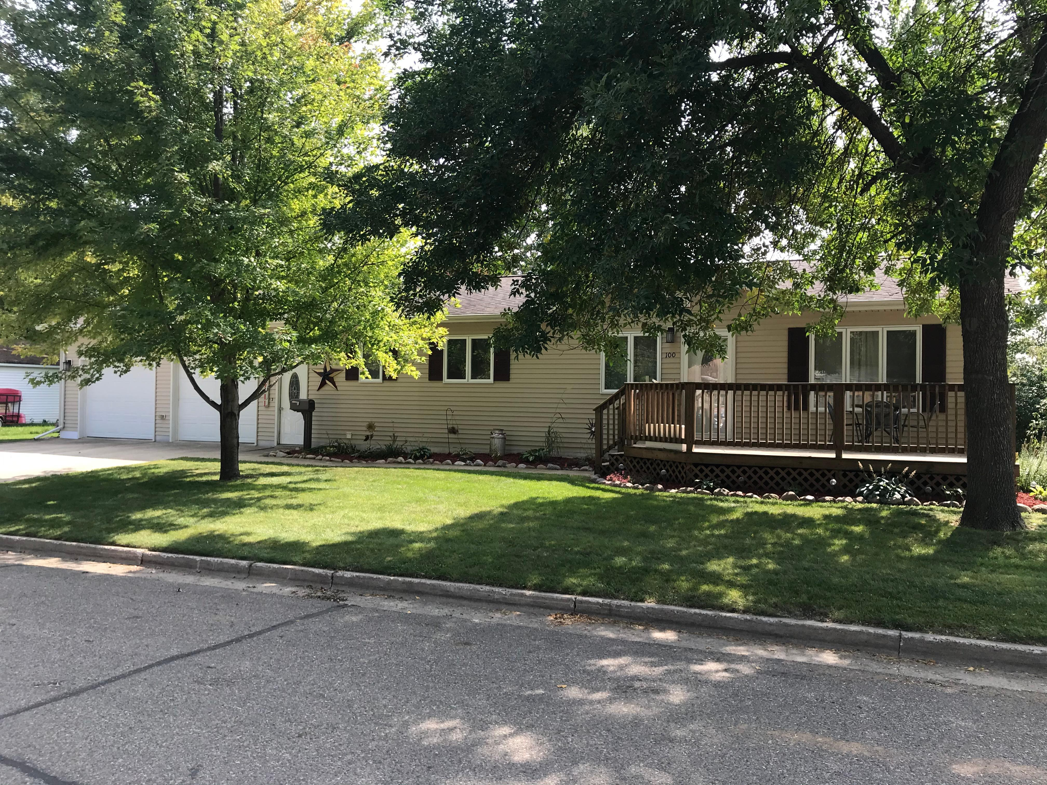 100 Union Street Property Photo - Tracy, MN real estate listing