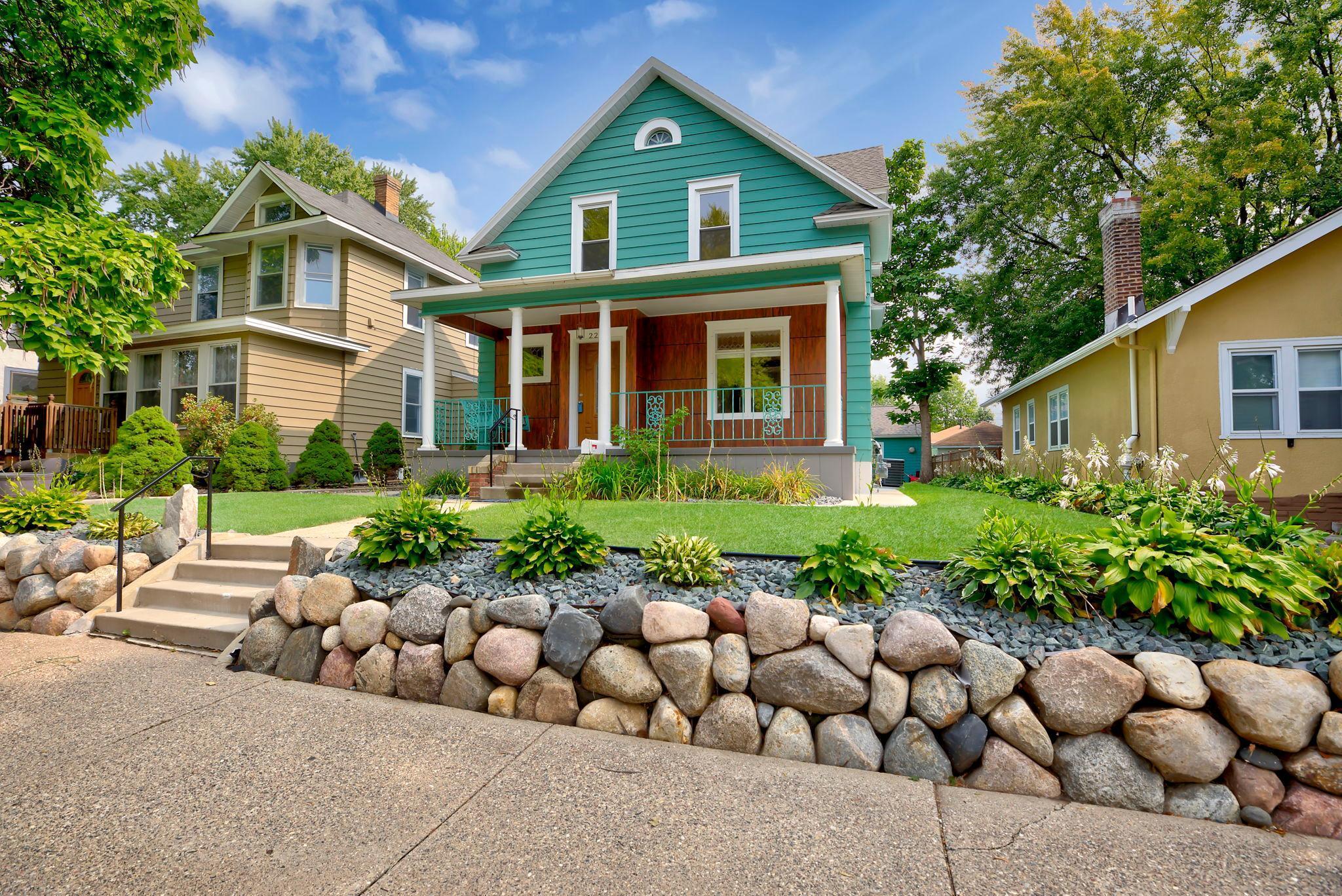 2239 Johnson Street NE Property Photo - Minneapolis, MN real estate listing