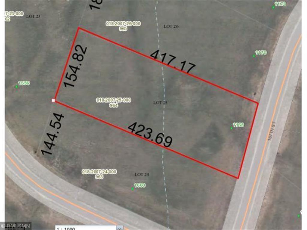 1168 167th Street Property Photo - Hammond Twp, WI real estate listing