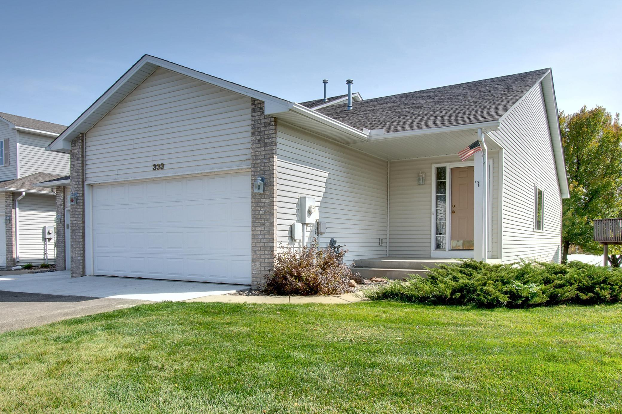 333 Archibald Lane Property Photo - Dundas, MN real estate listing
