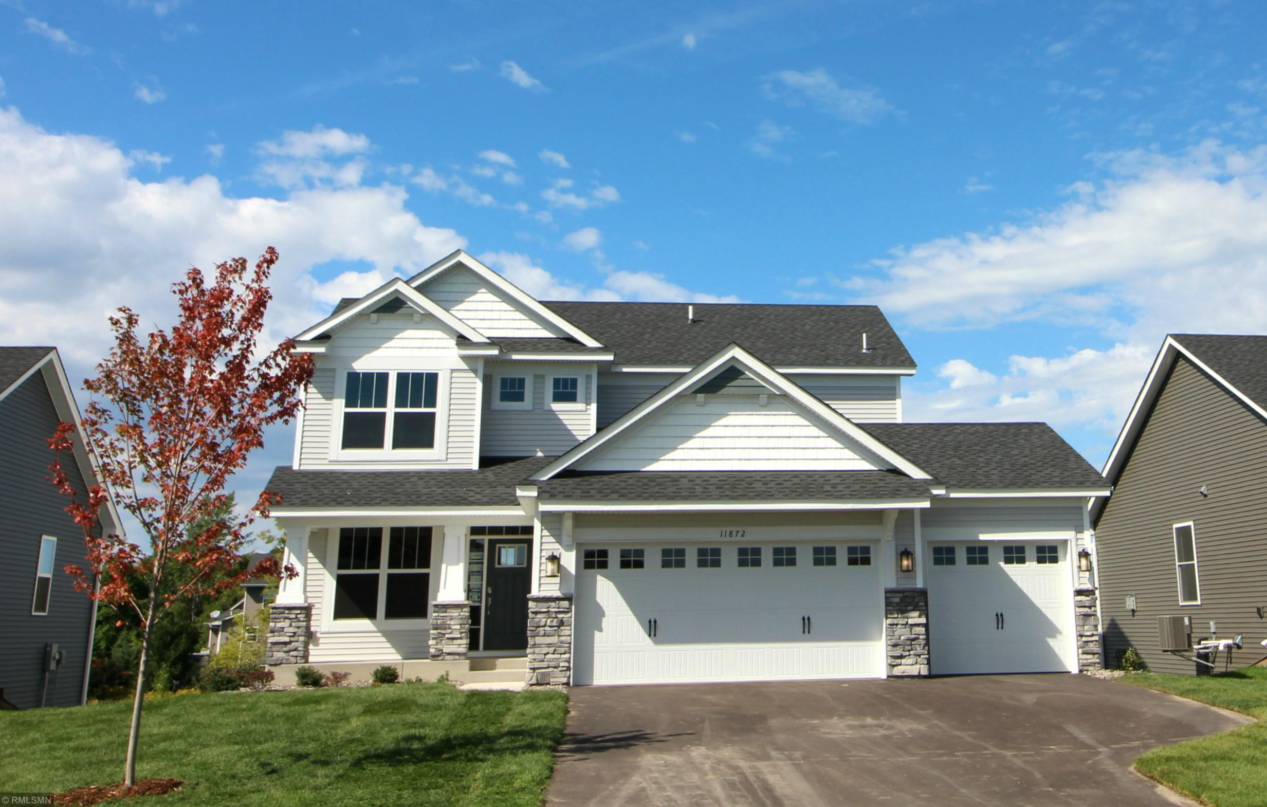 11872 73rd Street NE Property Photo - Otsego, MN real estate listing